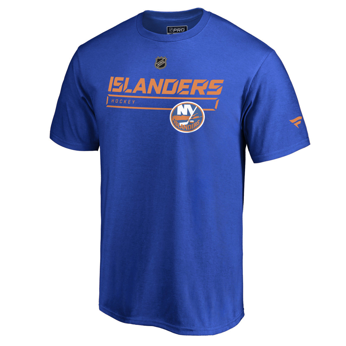 New York Islanders Adult Authentic Pro Prime T-Shirt