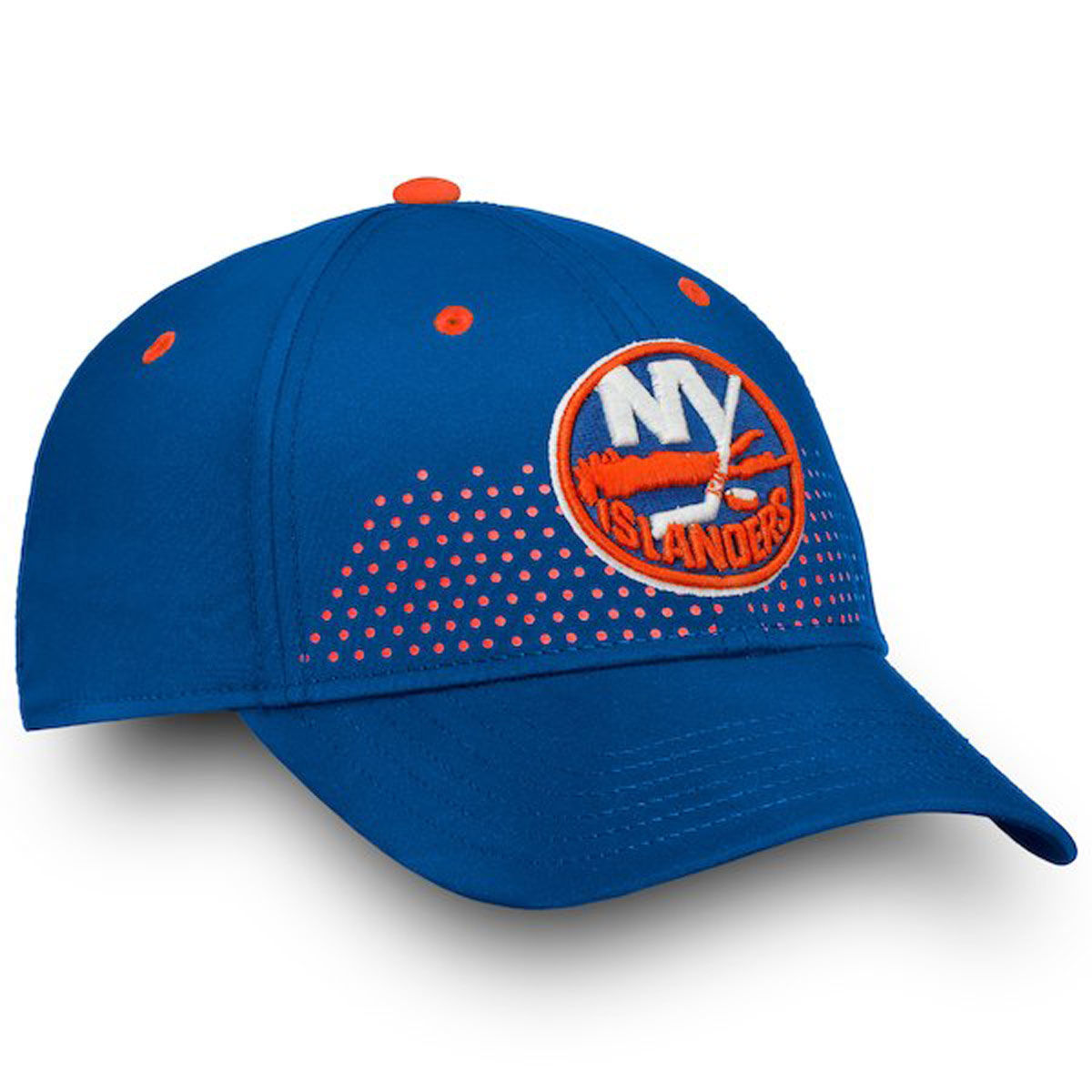 New York Islanders 2018 Draft Flex Hat