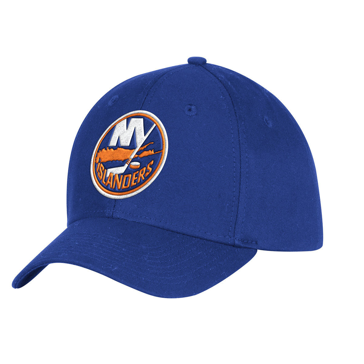 New York Islanders Structured Adjustable Hat