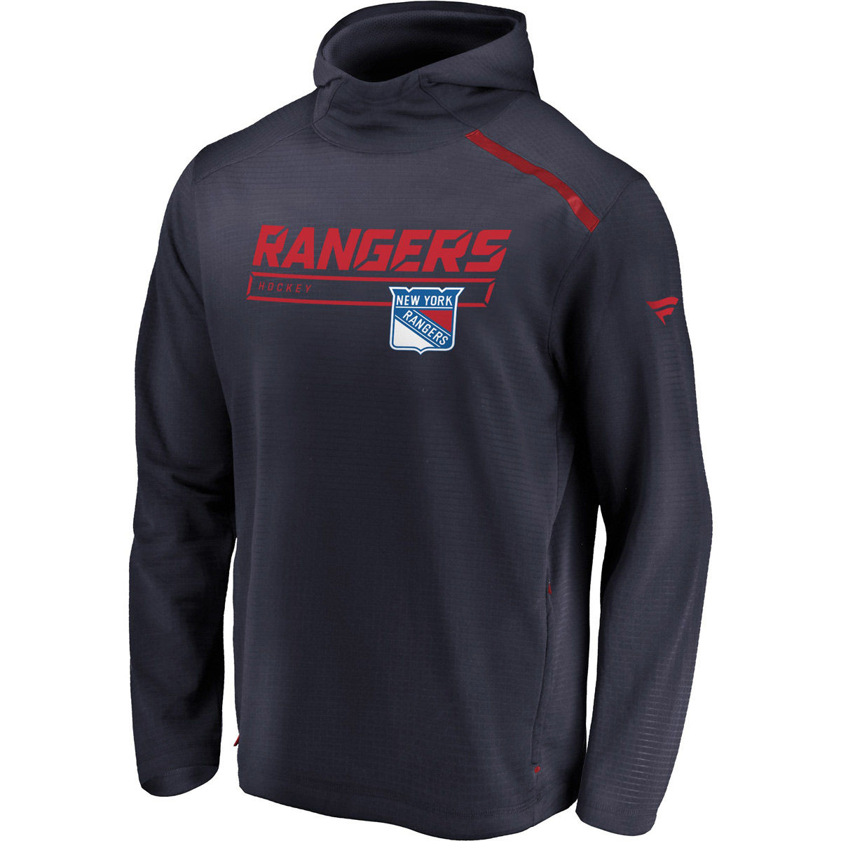 New York Rangers Adult Rinkside Hoodie