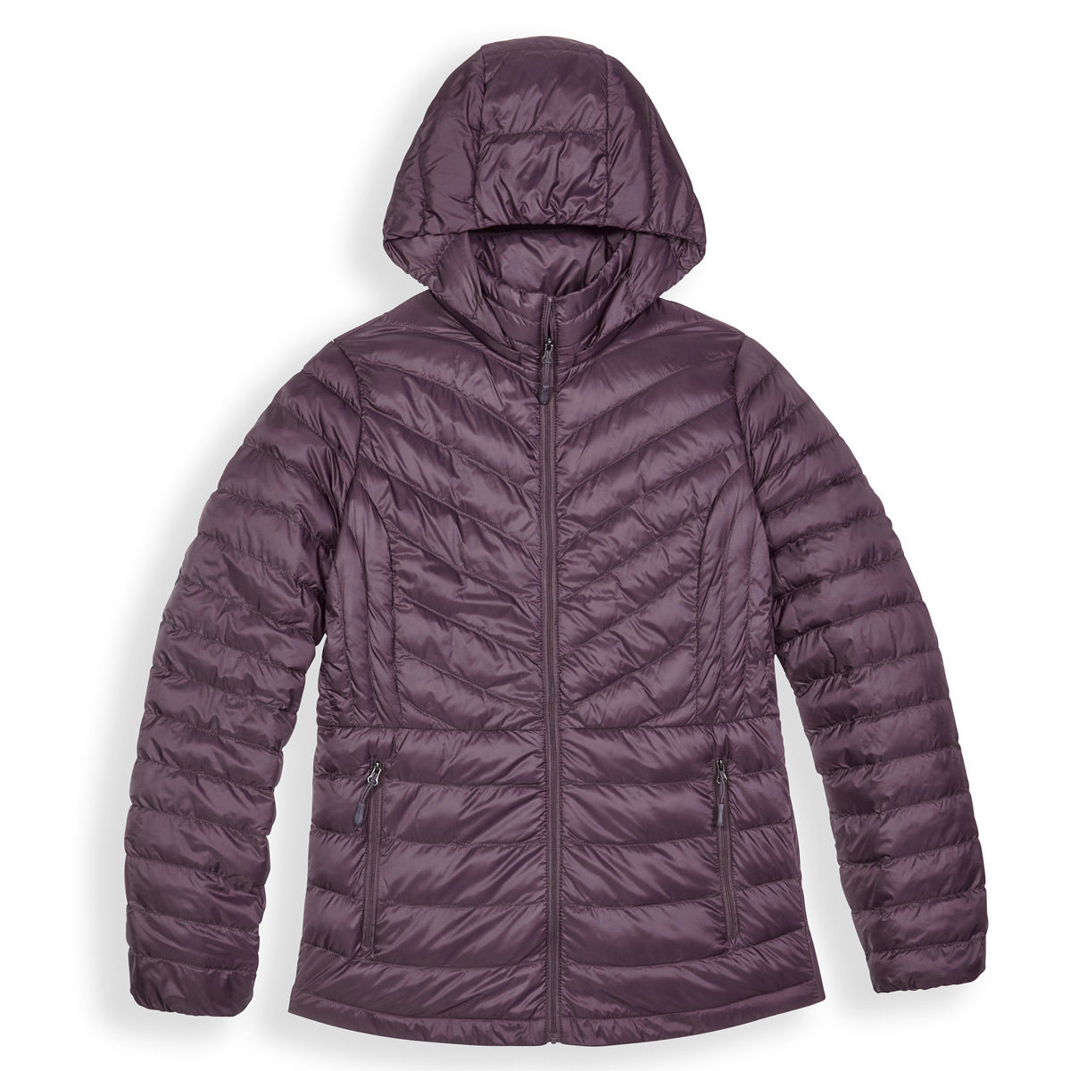 32 Degrees Womens Short Packable Jacket