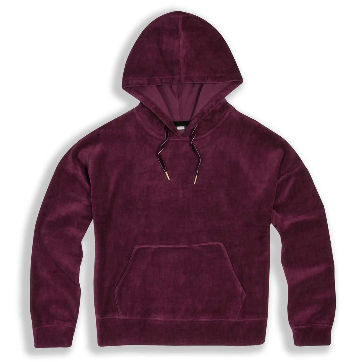 Moret Ultra Womens Velour Hoodie