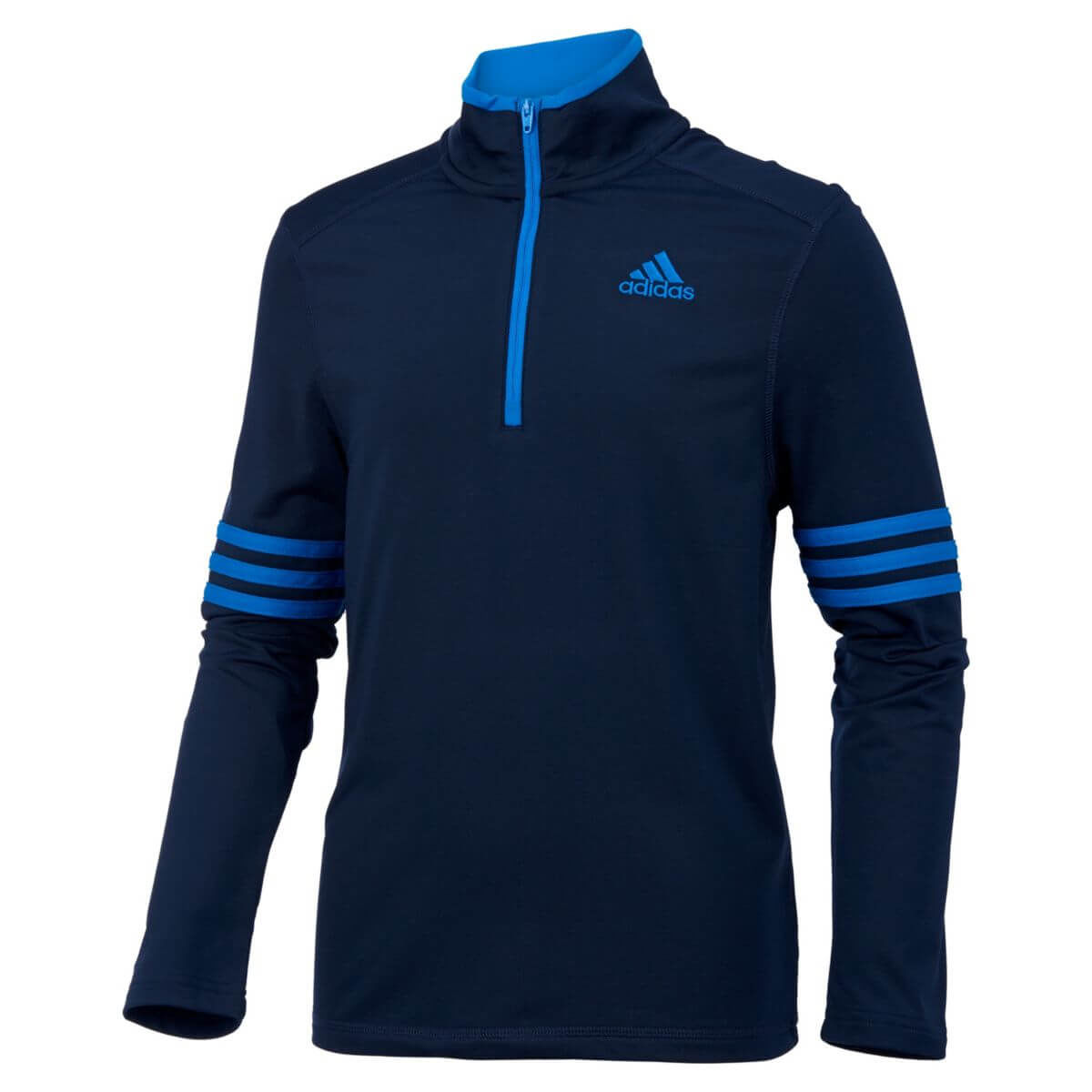 adidas Pursuit Boys Half Zip Top