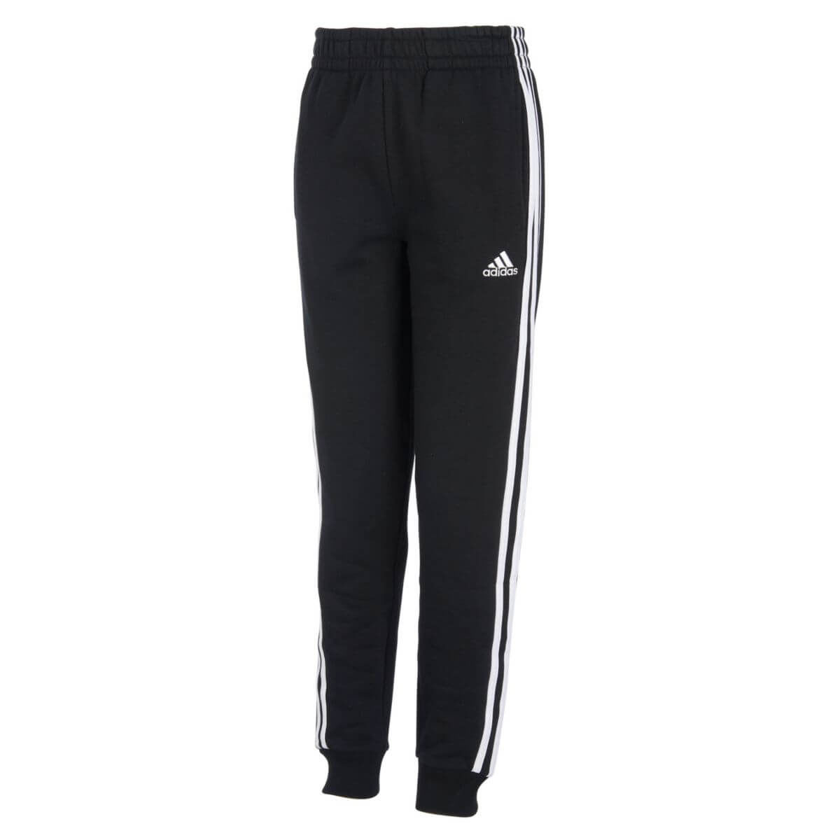 adidas 3 Stripes Boys Cotton Jogger