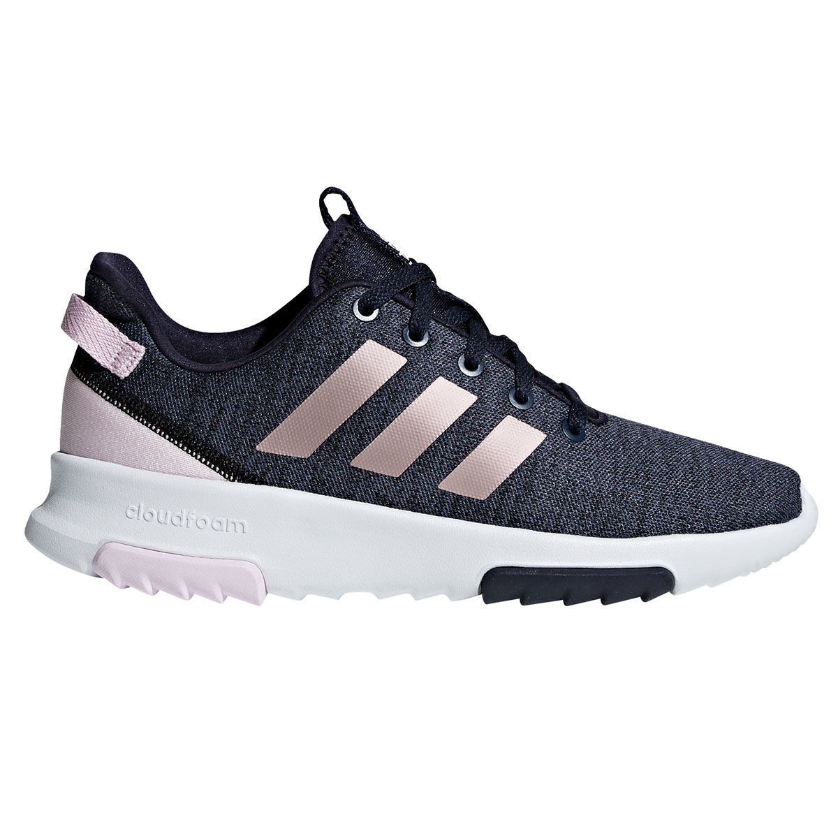 adidas Cloudfoam Racer TR Grade School Kids Running Shoe