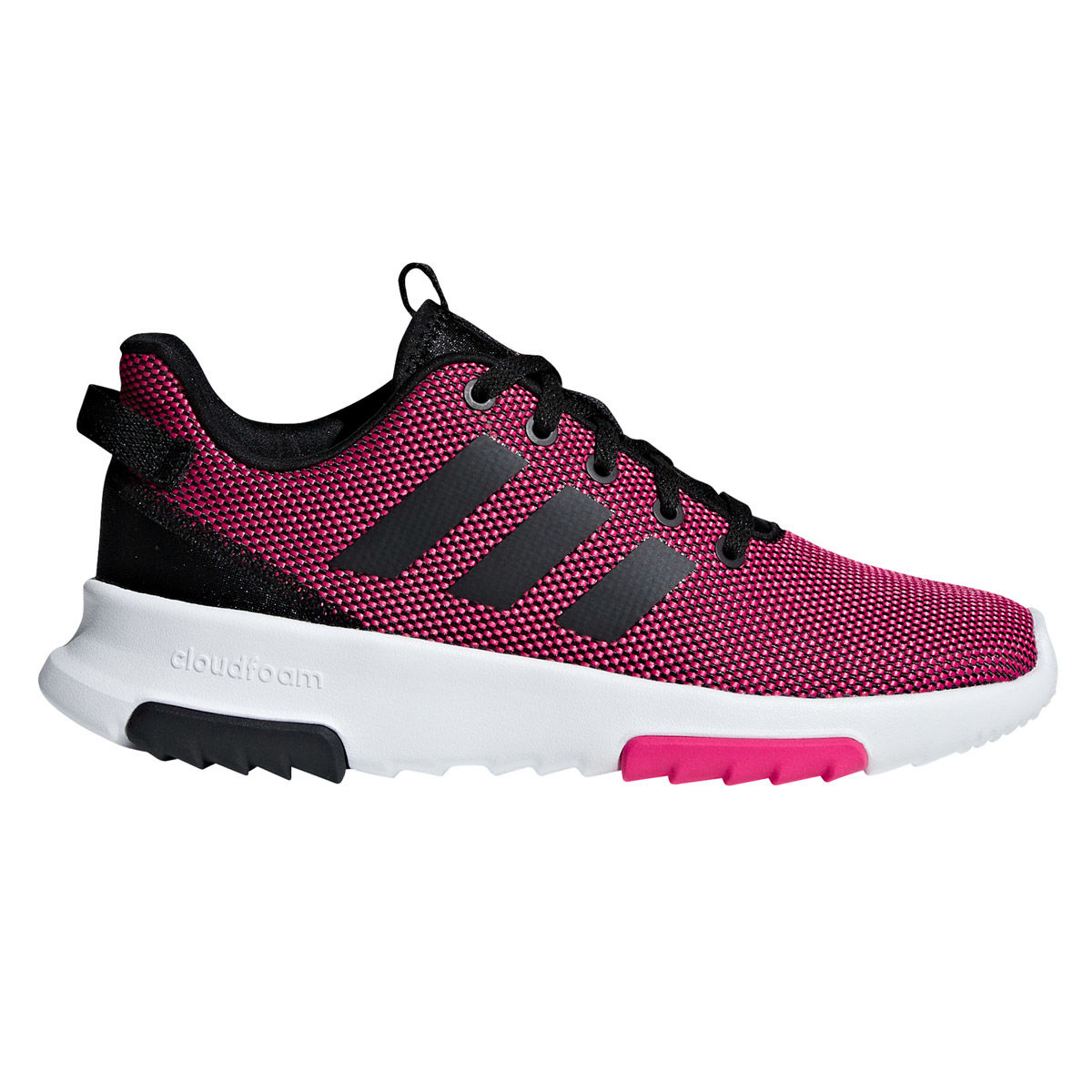 adidas Cloudfoam Racer TR Kids Running Shoe