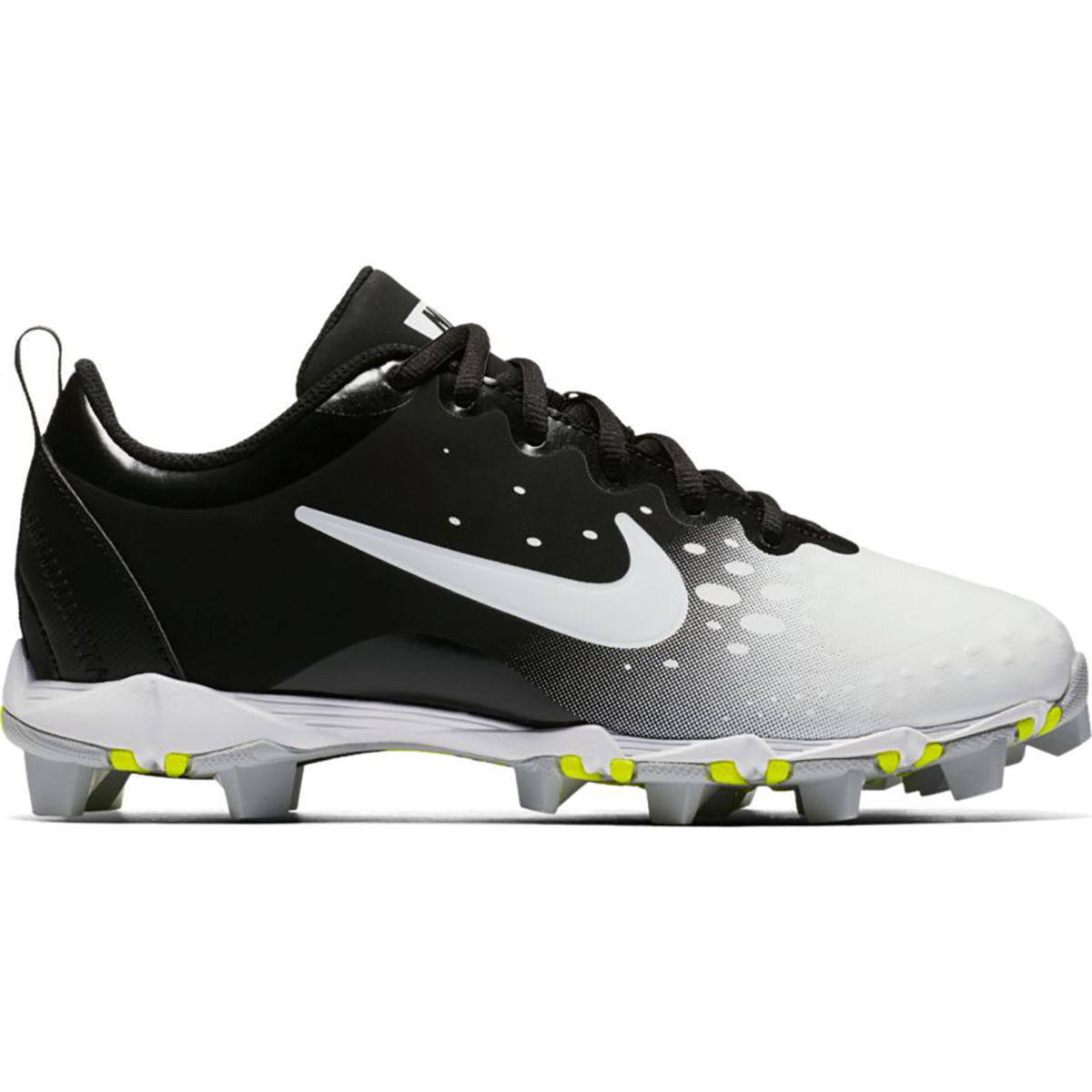 Nike Hyperdiamond 2 Keystone Grade School Girls Softball Cleat, large