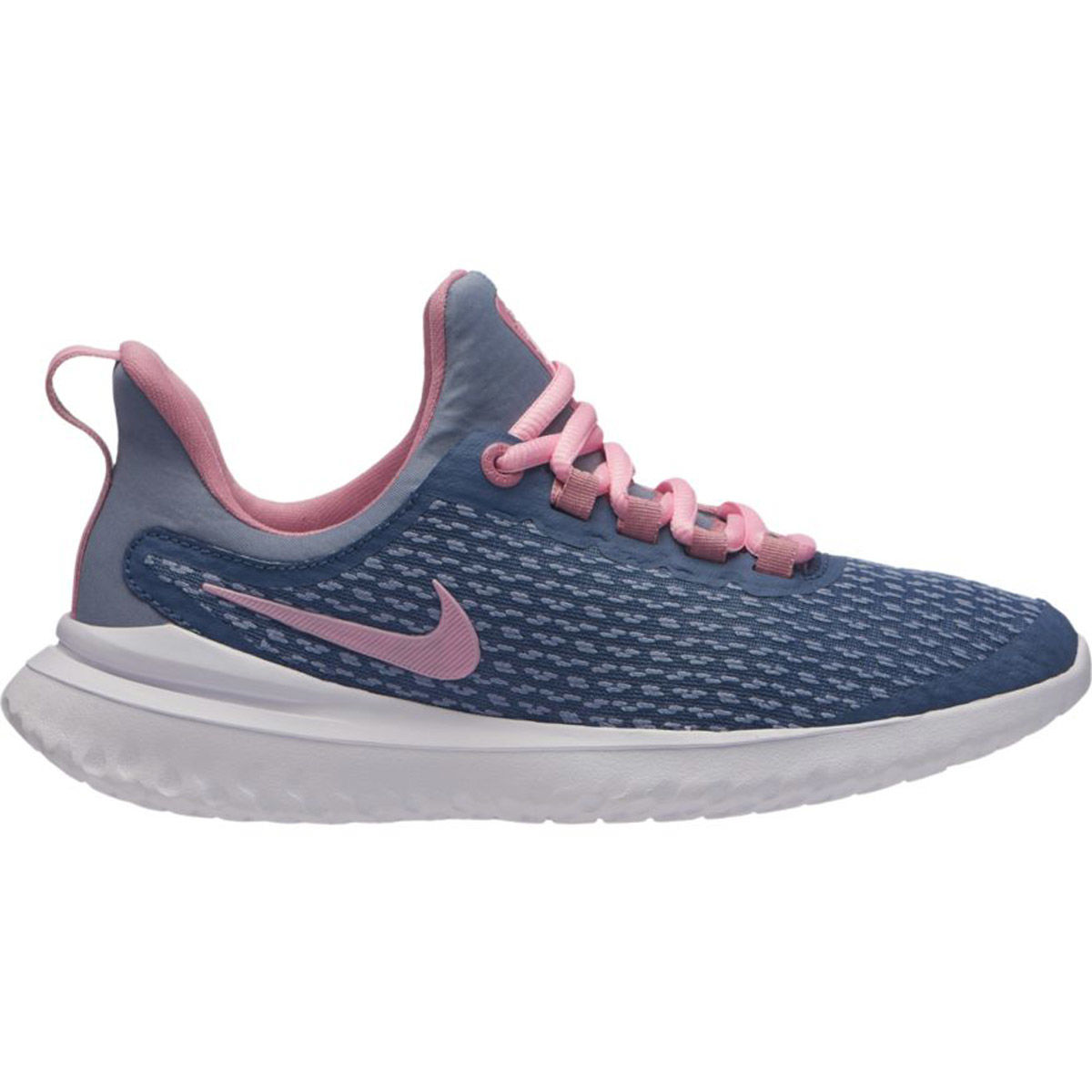 Nike Renew Rival Grade School Girls Running Shoe