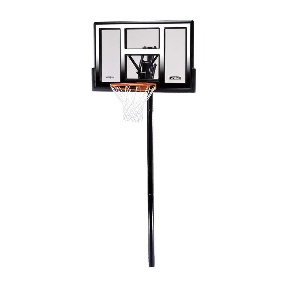 Lifetime 50 Inch In Ground Basketball Hoop System