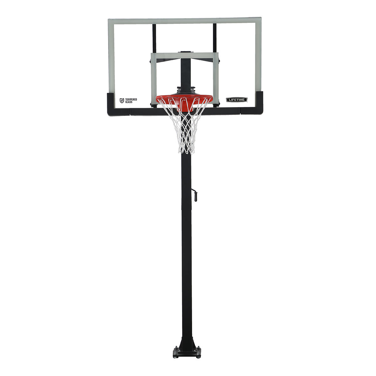 Lifetime 60 Inch Tempered Glass Basketball Hoop