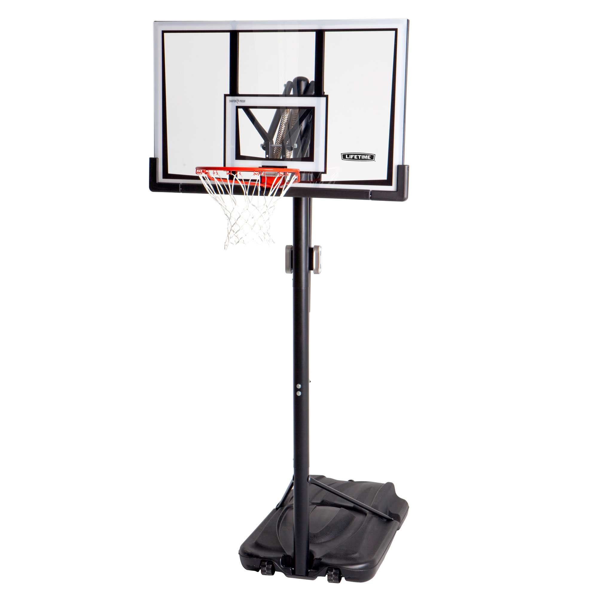 Lifetime 52 Inch XL Portable Basketball Hoop System