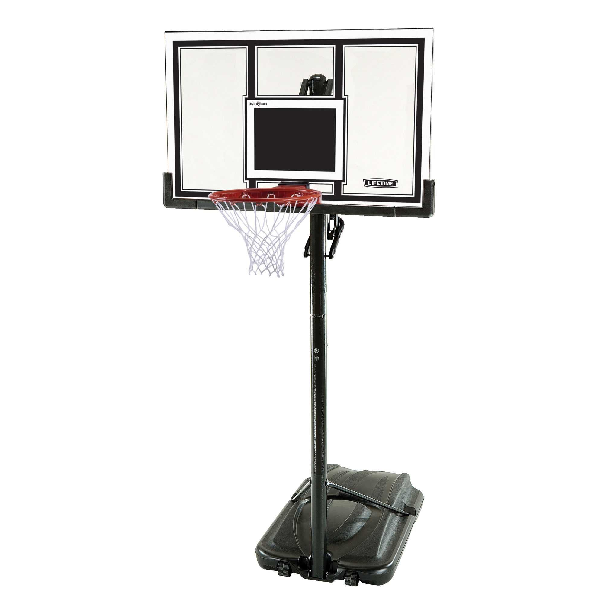 Lifetime 54 Inch XL Portable Basketball Hoop System