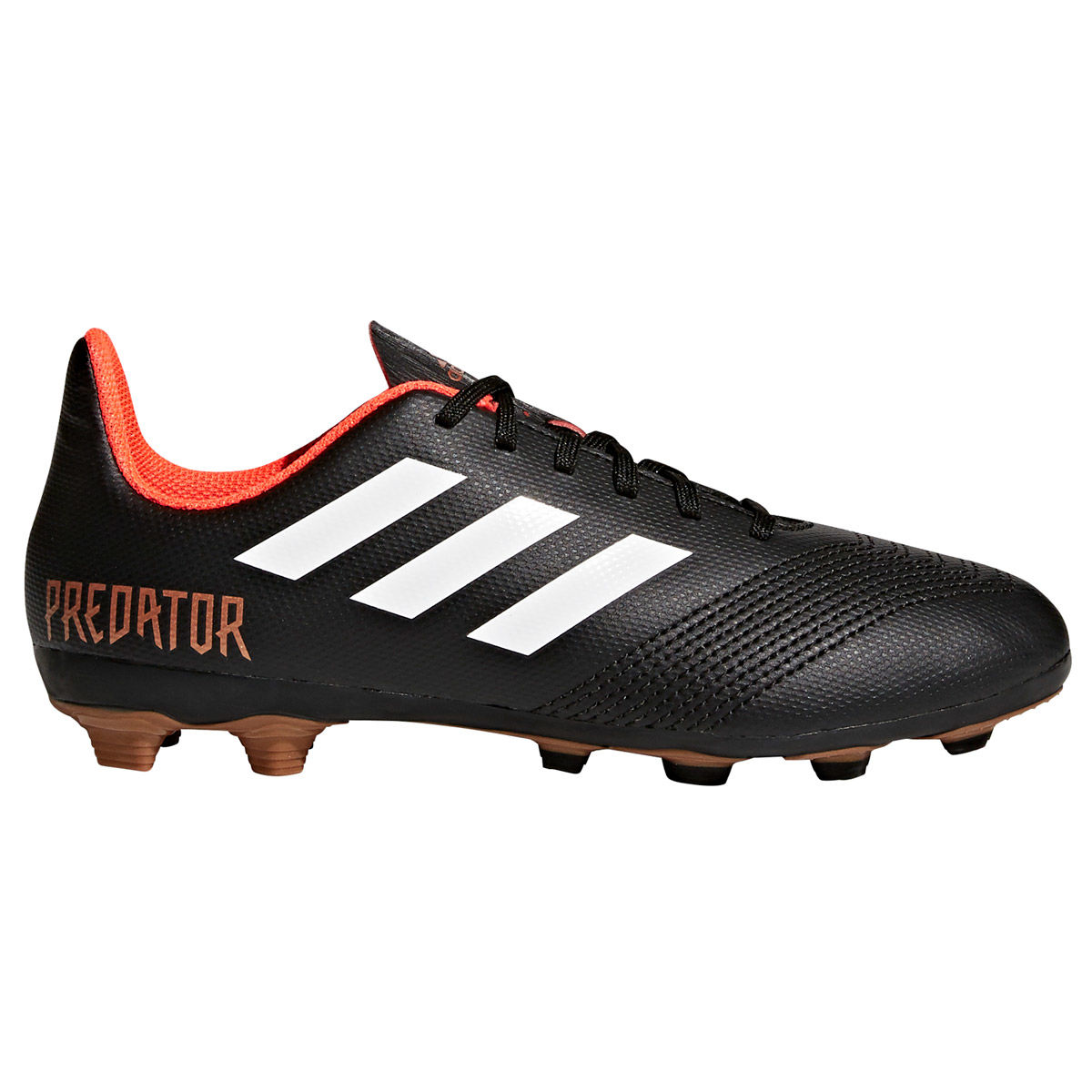 adidas Predator 18.4 Big Kids/Little Kids Firm Ground Soccer Cleat