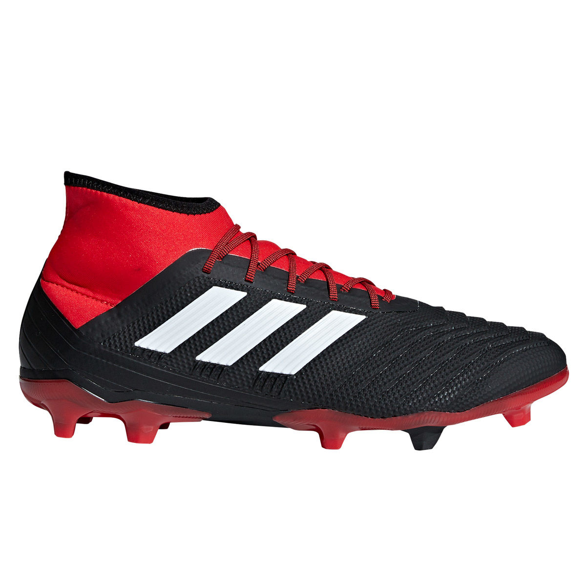 adidas Predator 18.2 Mens Firm Ground Soccer Cleat