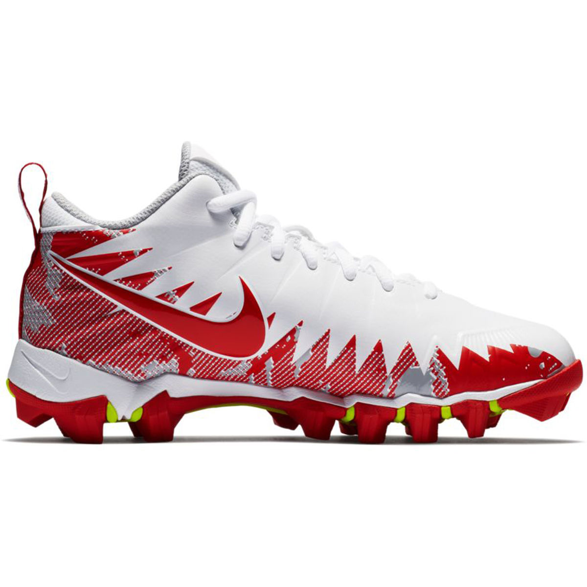 Nike Alpha Menace Shark Grade School Boys Football Cleat
