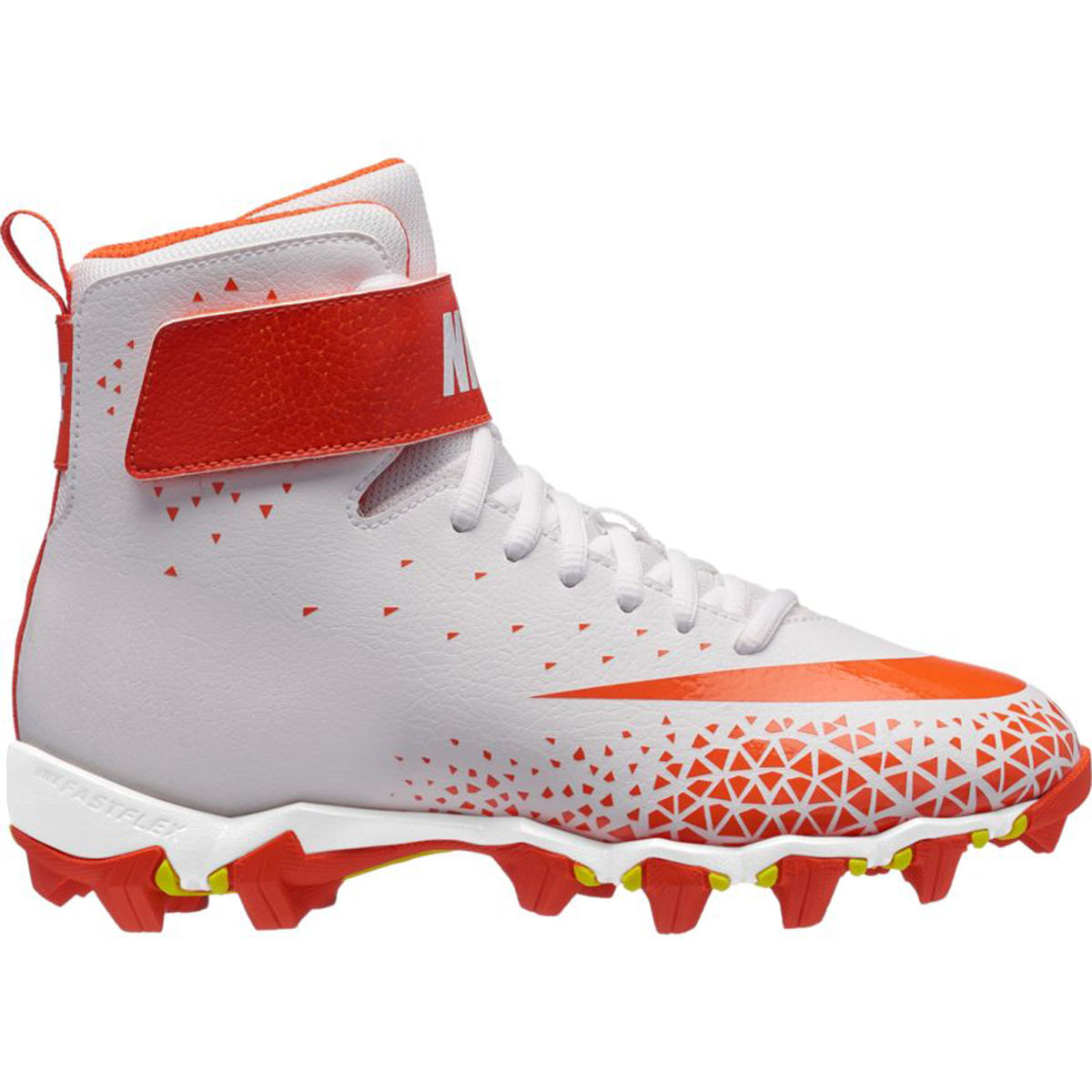 Nike Force Savage Shark Grade School Boys Football Cleat