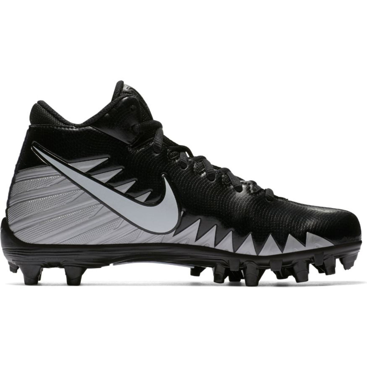 Nike Alpha Menace Varsity Mid Grade School Boys Football Cleat