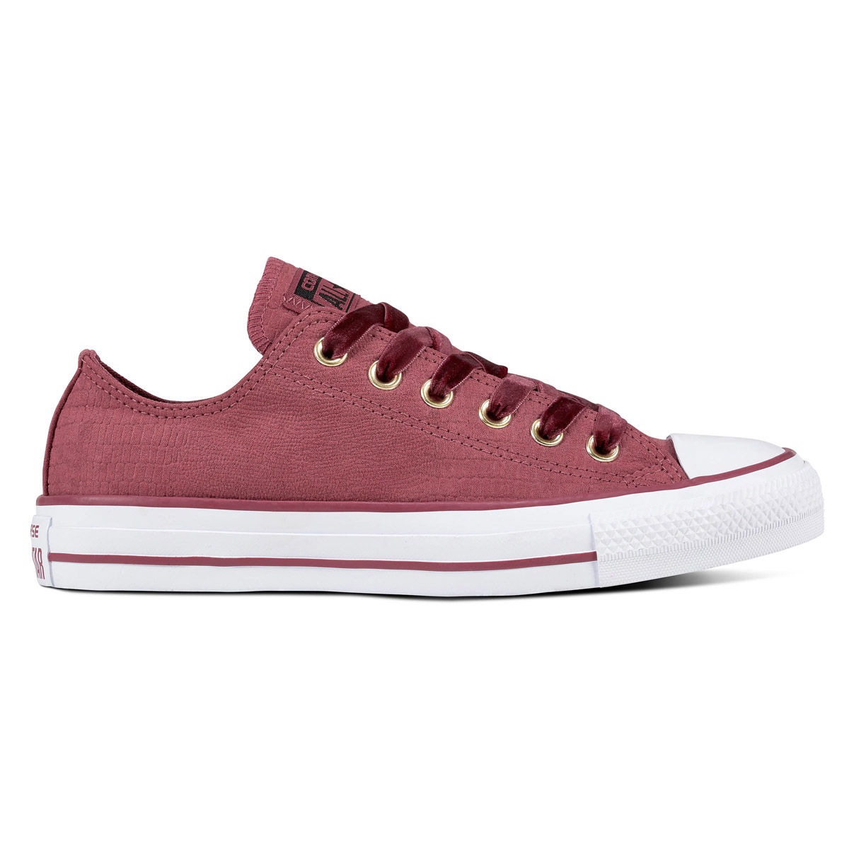 Converse Chuck Taylor All Star Gator Glam Low Top Womens Casual Shoe