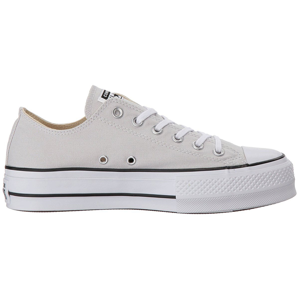 Converse Chuck Taylor All Star Lift Low Canvas Womens Casual Shoe