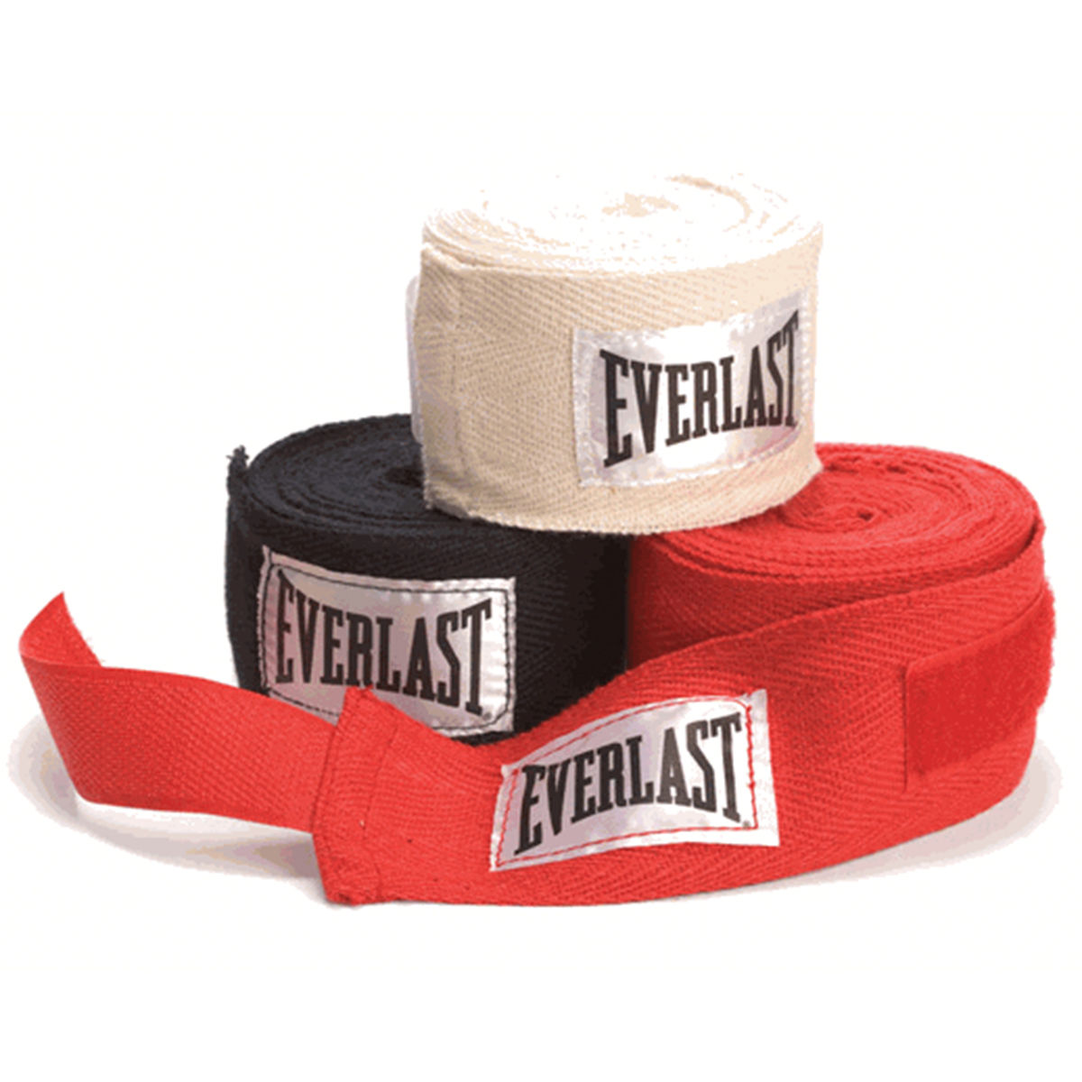 Everlast 3 Pack 108 Inch Hand Wraps