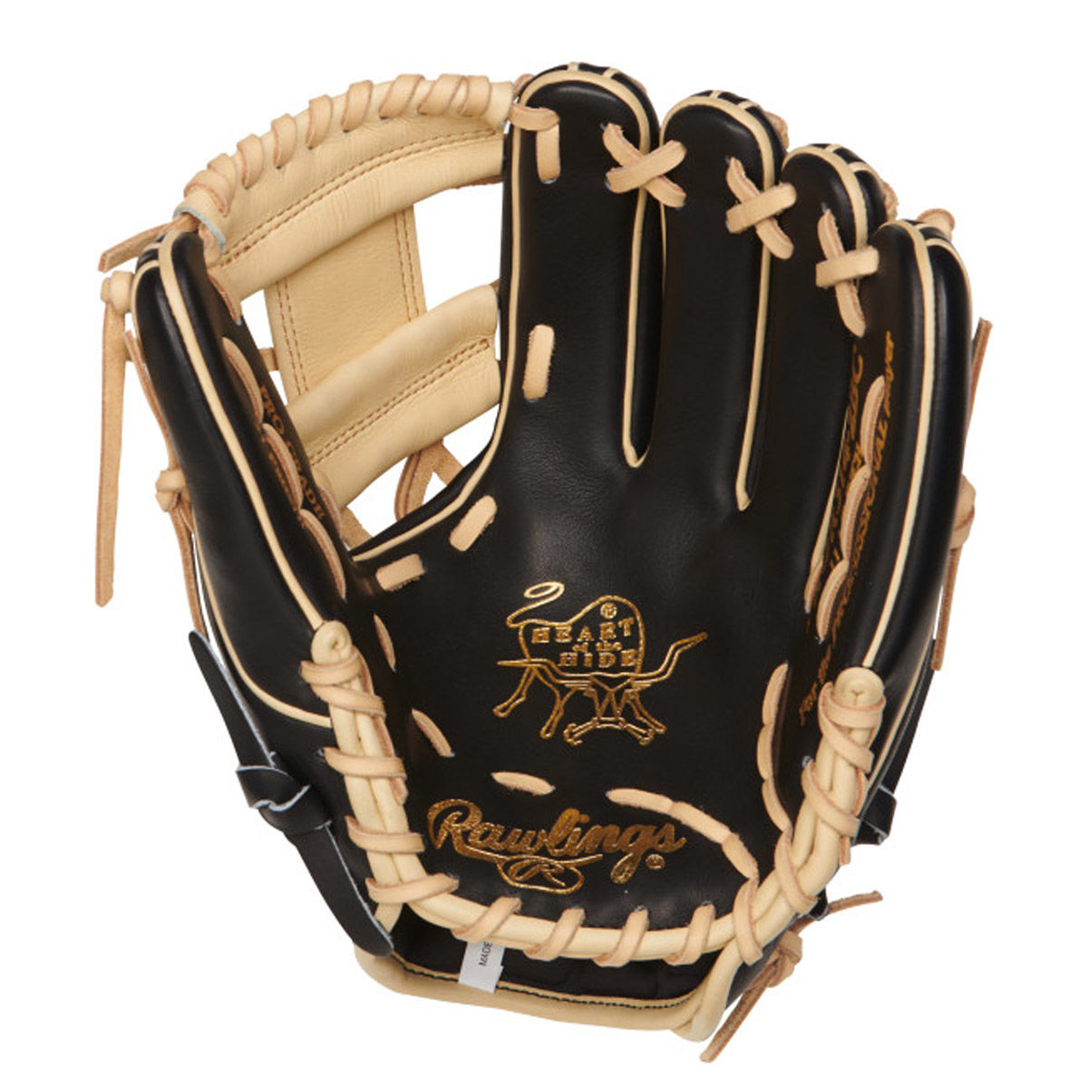 Rawlings Heart of the Hide R2G 11.5 Inch Adult Right Hand Throw Baseball Glove