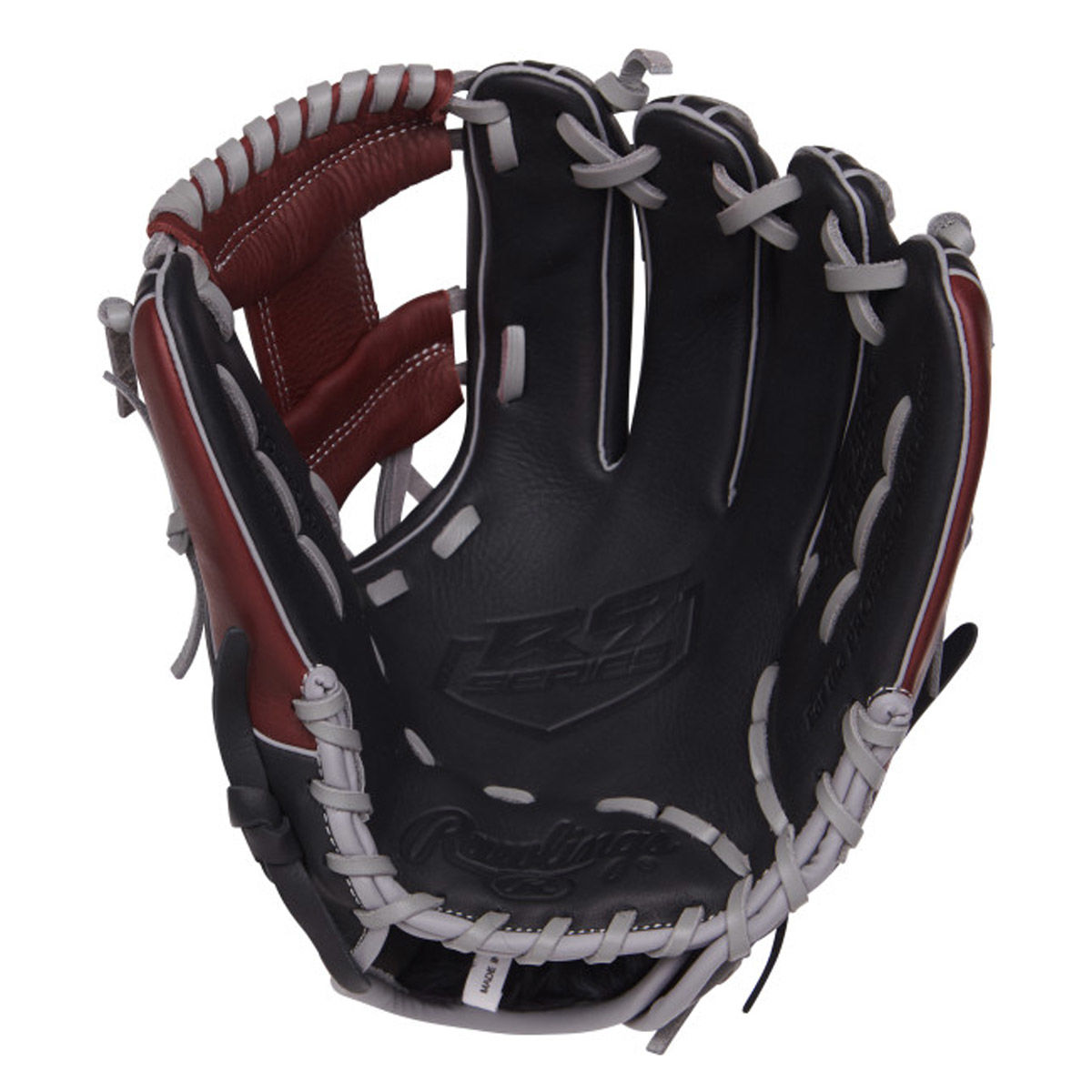 Rawlings R9 Series 11.5 Inch Adult Right Hand Throw Baseball Glove
