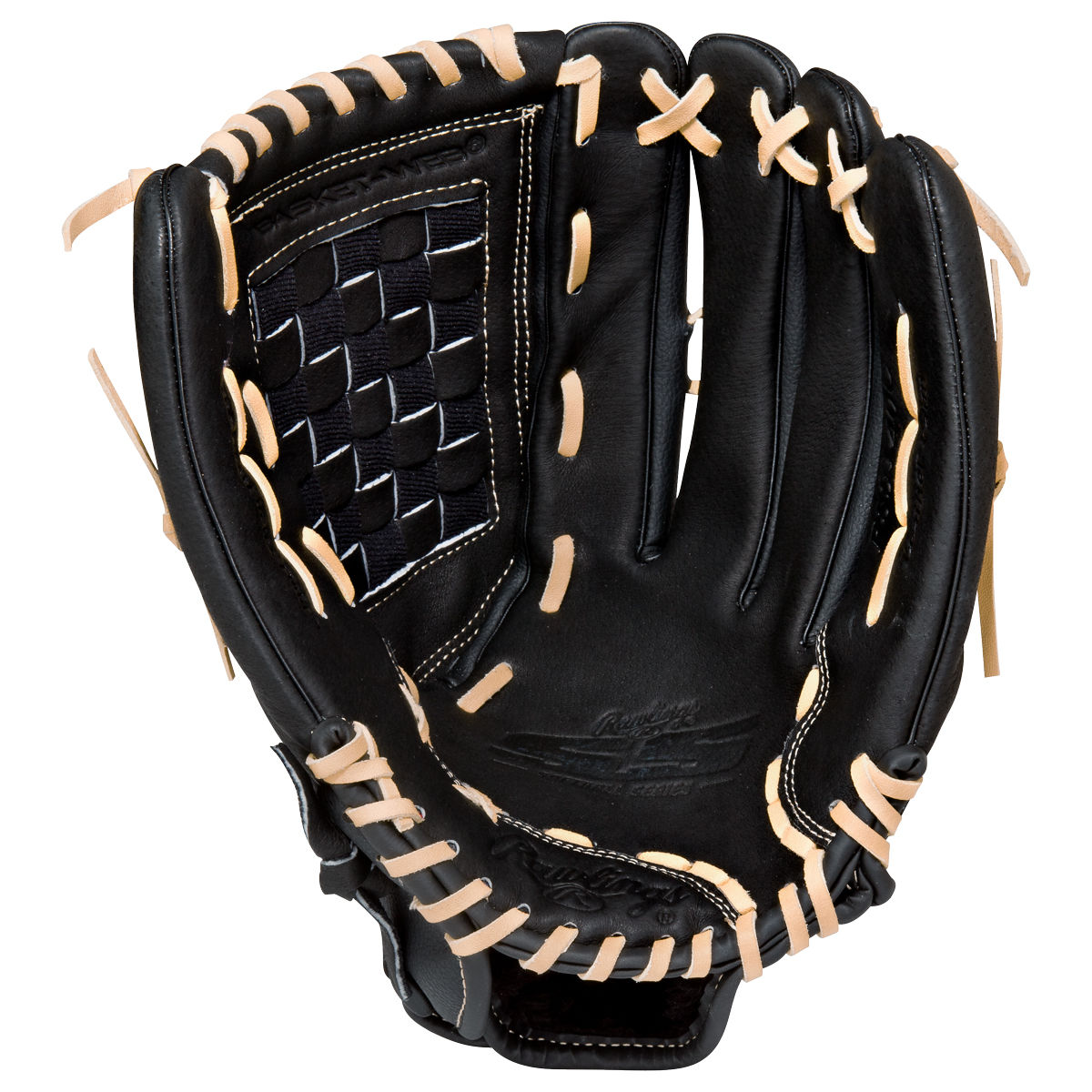 Rawlings Playmaker 14 Inch Basket Web Left Hand Throw Glove