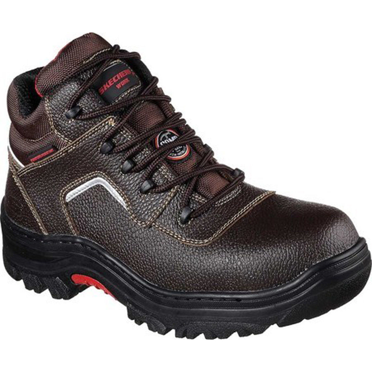 Skechers Burgin Sosder Mens Composite Toe Boot