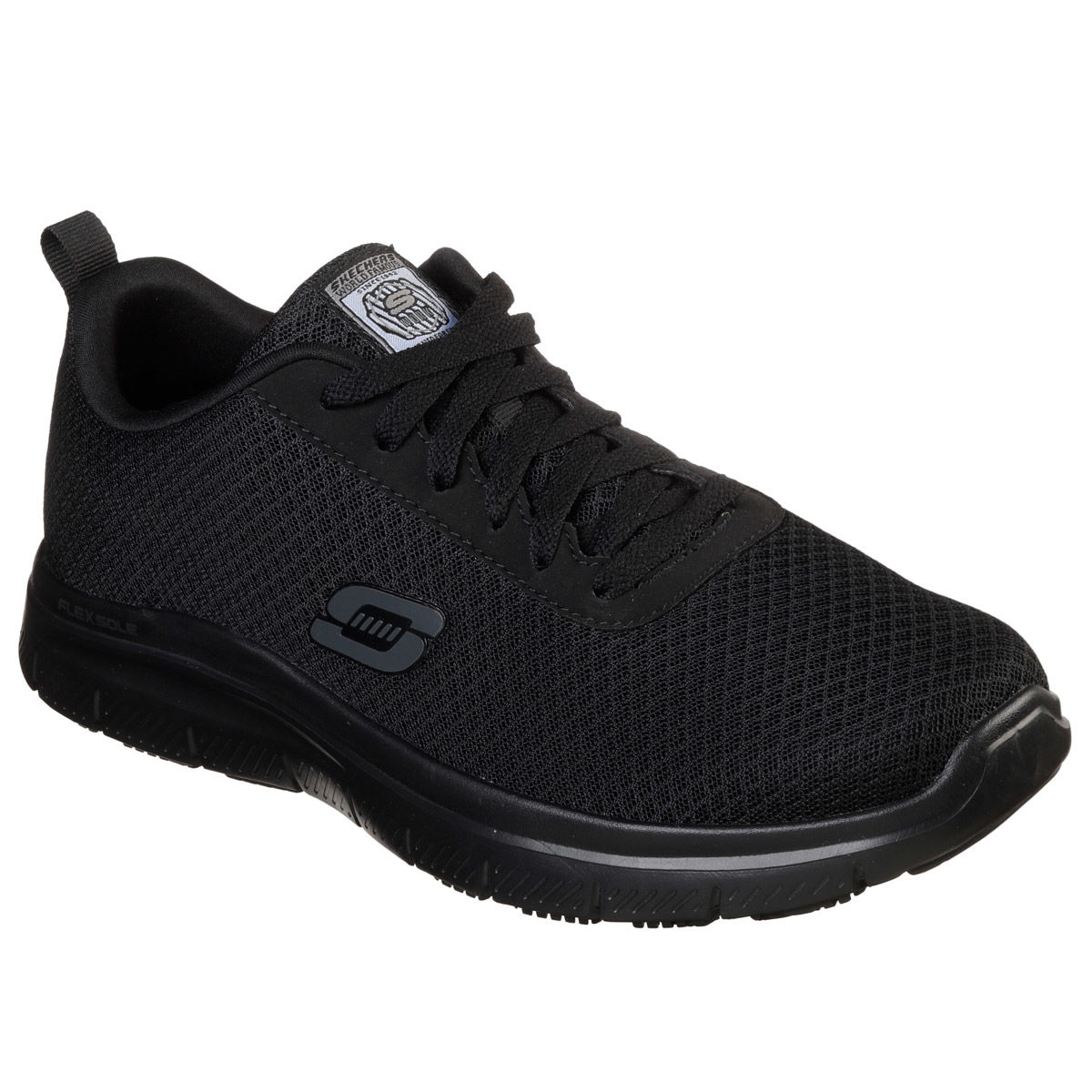 Skechers Bendon Mesh Mens Work Shoe