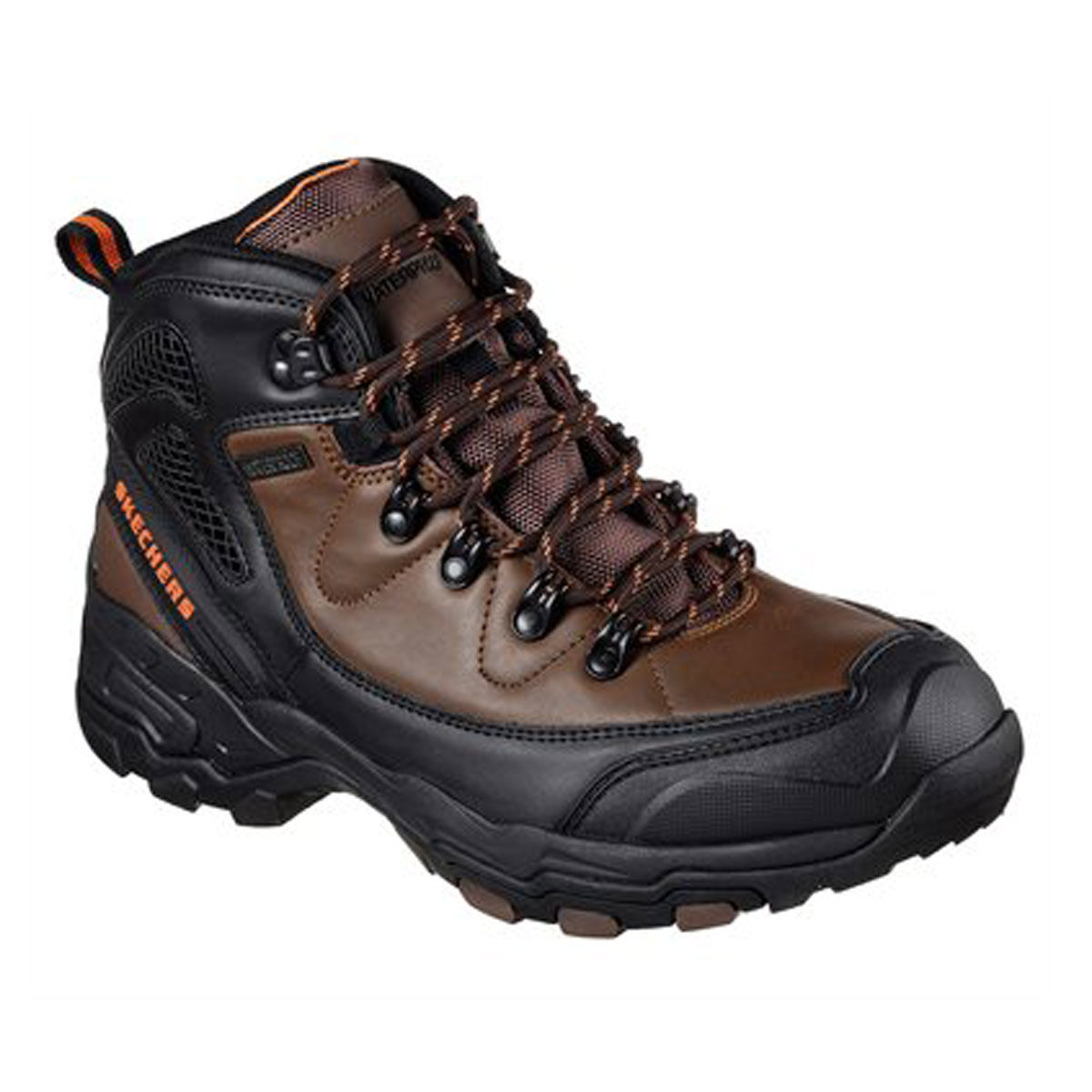 Skechers Relaxed Fit Aster Mens Hiker Boot
