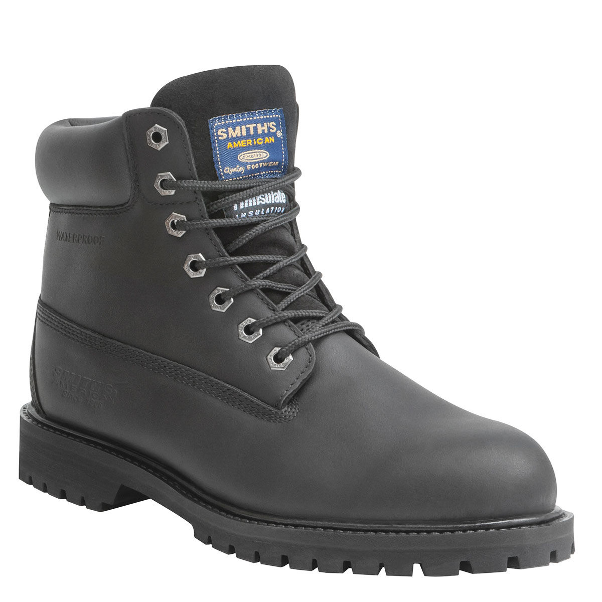 Smiths Fulton Platinum Mens Boot