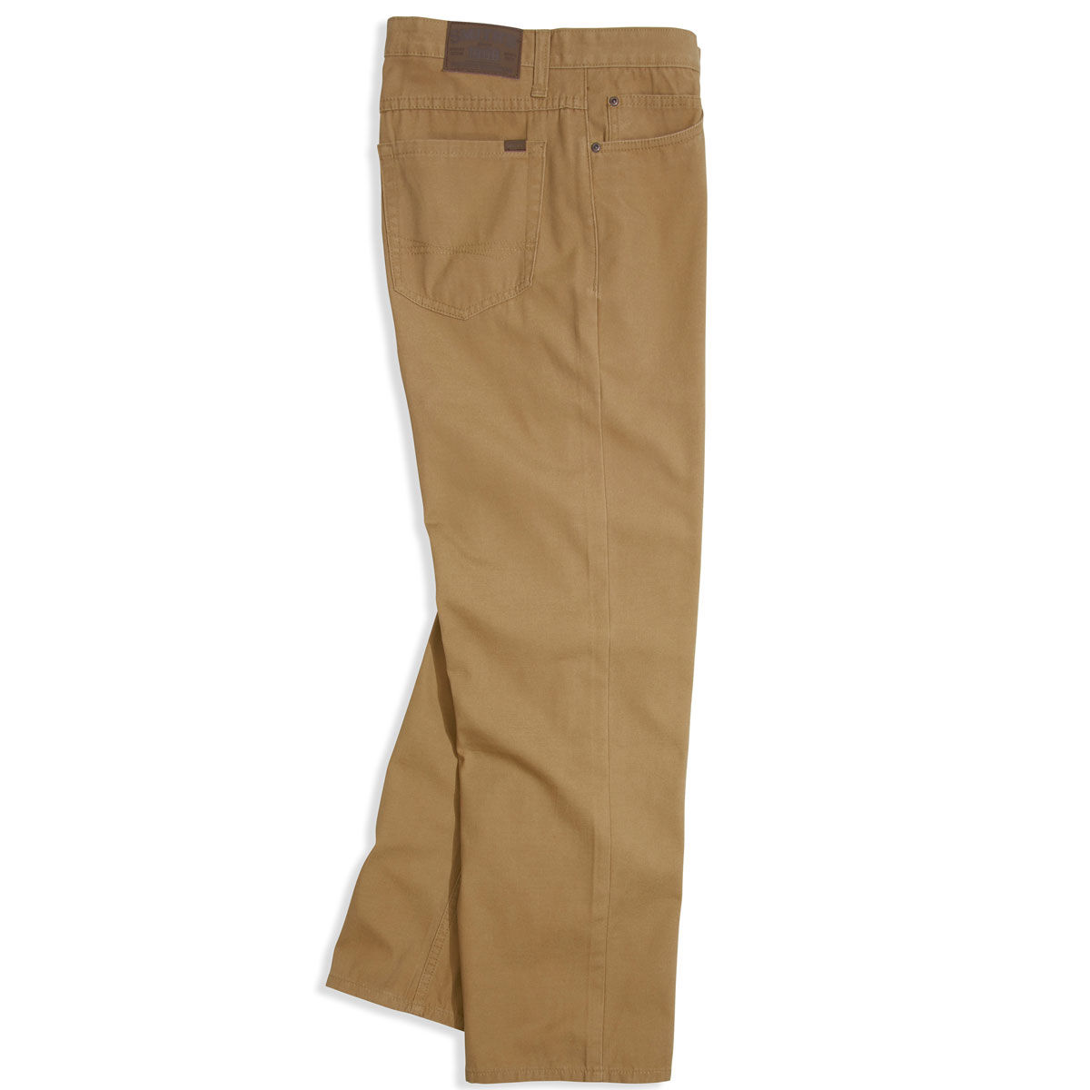 Smiths Stretch Canvas Big Mens 5 Pocket Pant