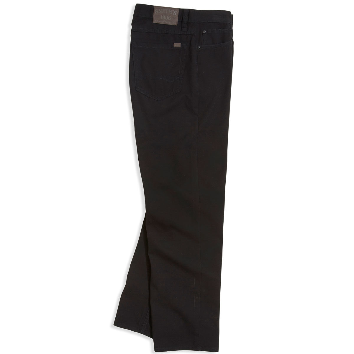 Smiths Stretch Canvas Mens 5 Pocket Pant