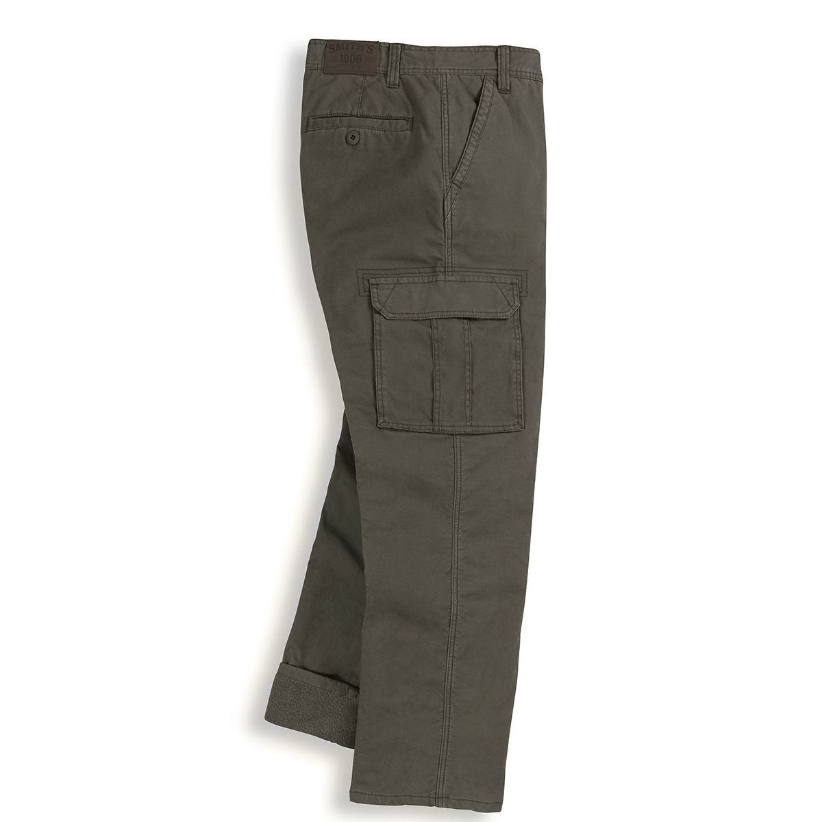Smiths Stretch Canvas Cargo Mens Pant
