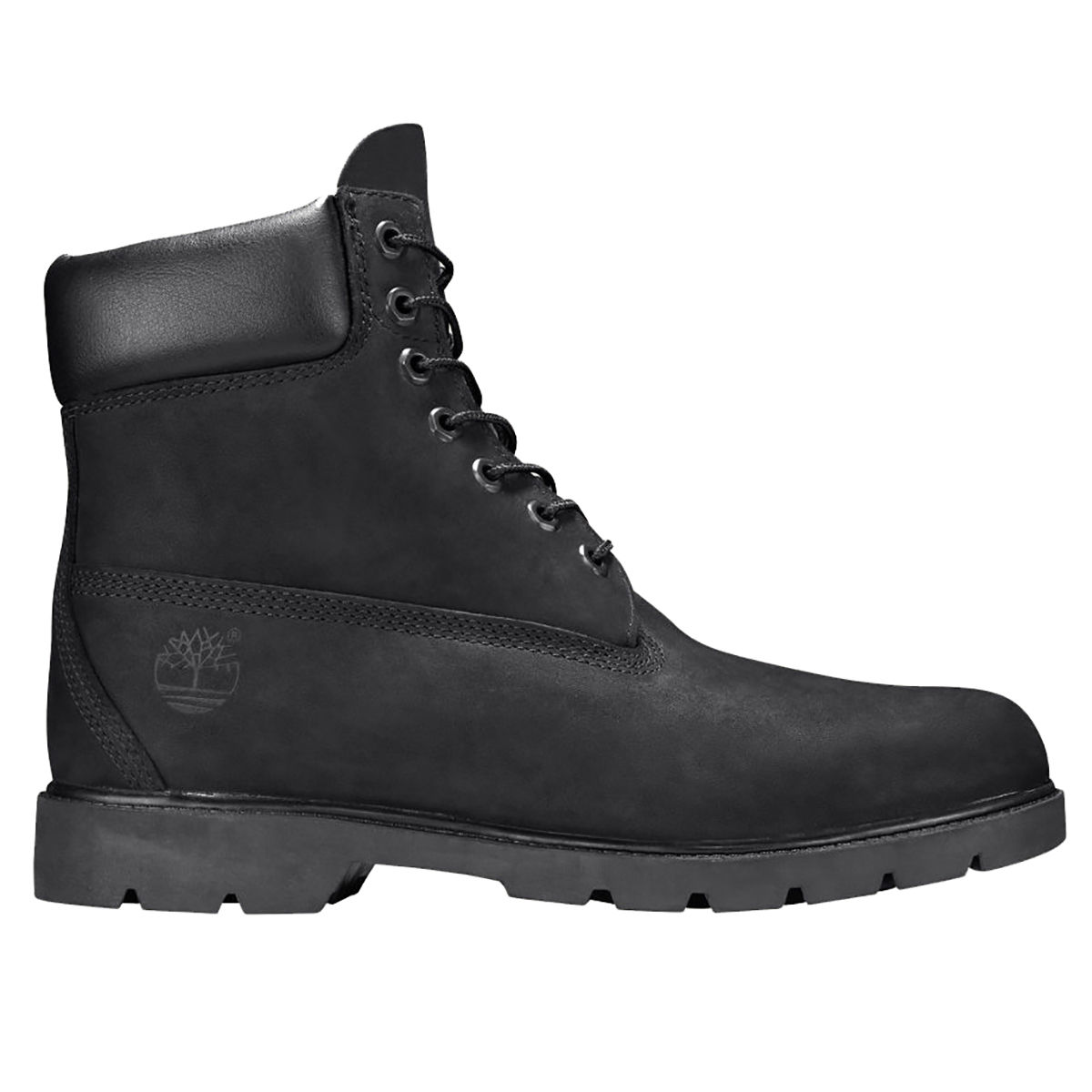 "Timberland Mens 6"" Waterproof Boot with Padded Collar"