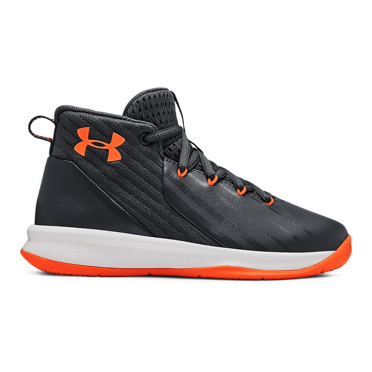 Under Armour Lockdown Little Kids Basketball Shoe