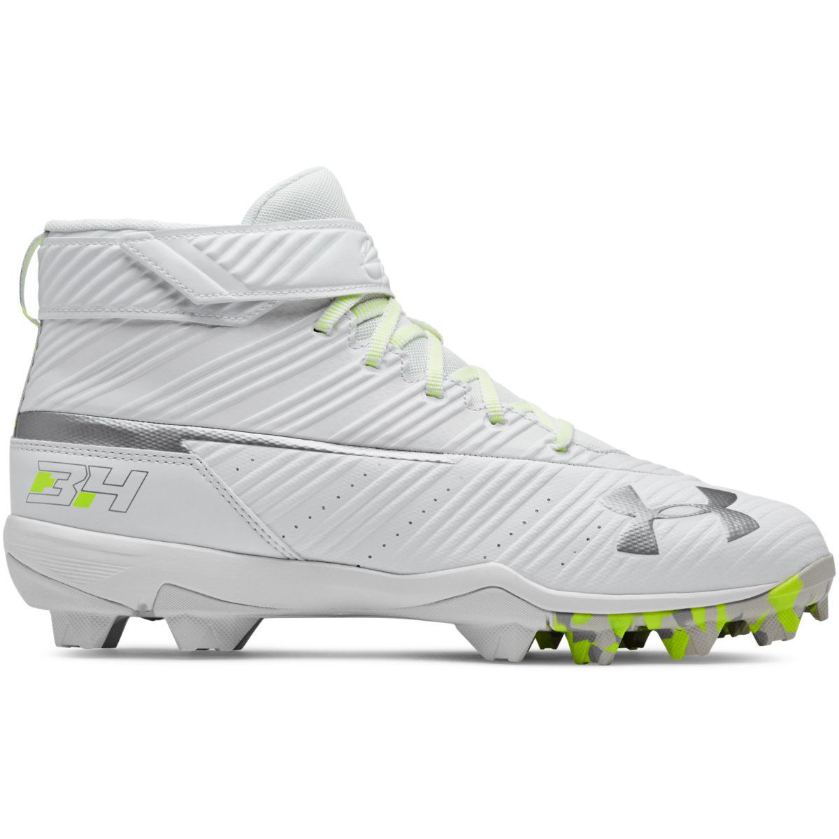 Under Armour Harper 3 Mid RM Mens Baseball Cleat