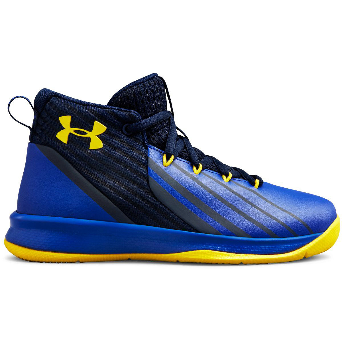 Under Armour Lockdown 3 Little Kids Basketball Shoe