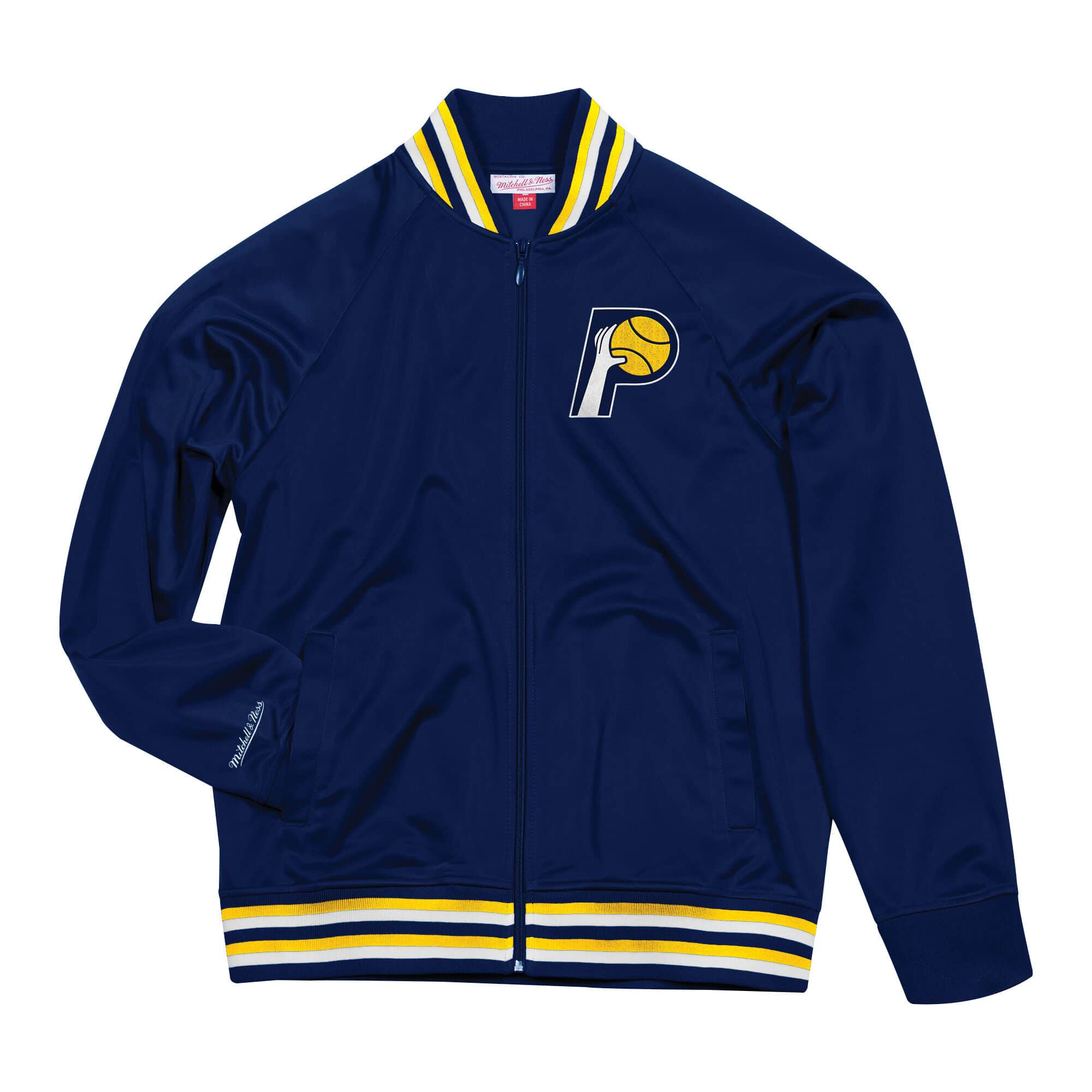 Top Prospect Track Jacket Indiana Pacers