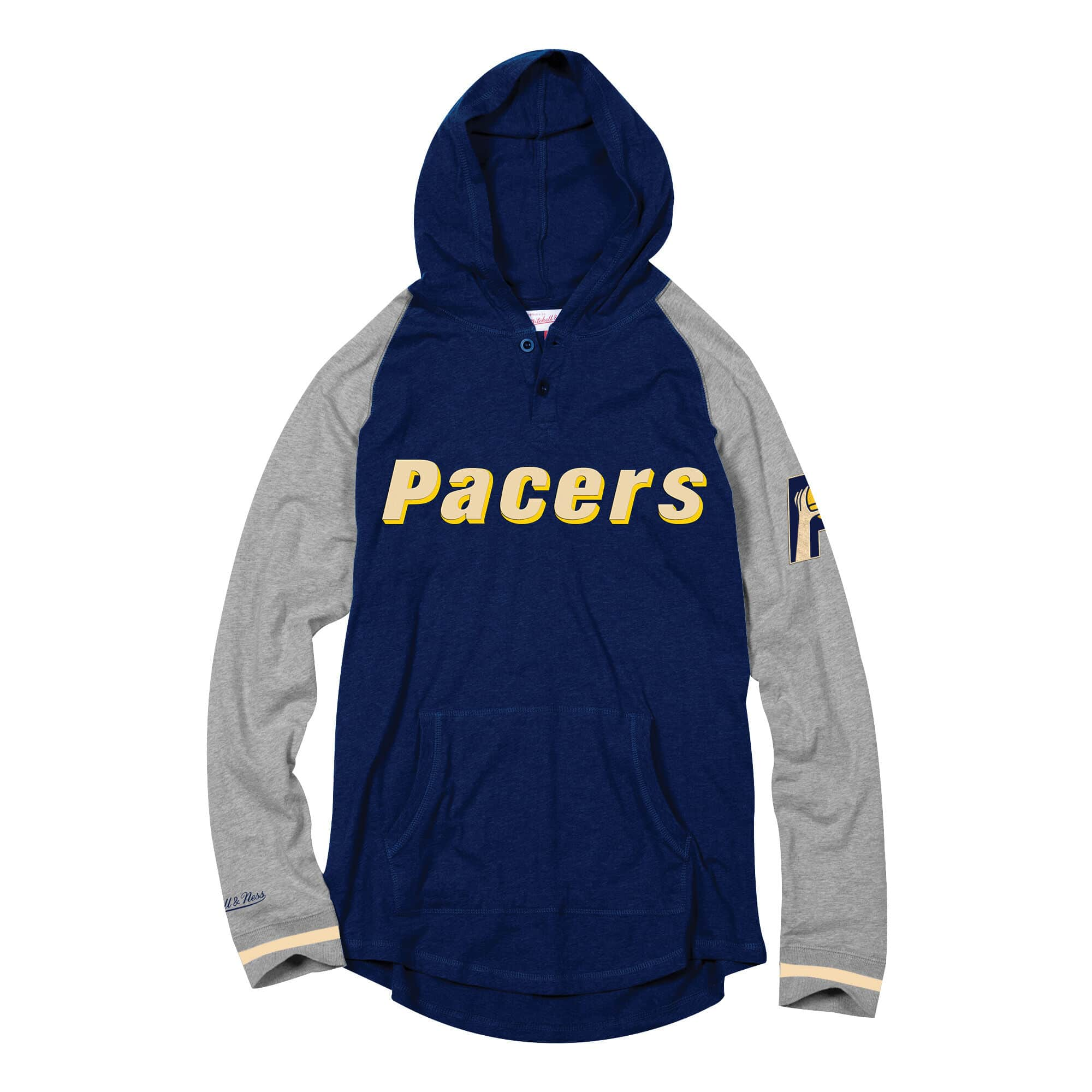quality design 89813 1c5ae Slugfest Lightweight Hoody Indiana Pacers