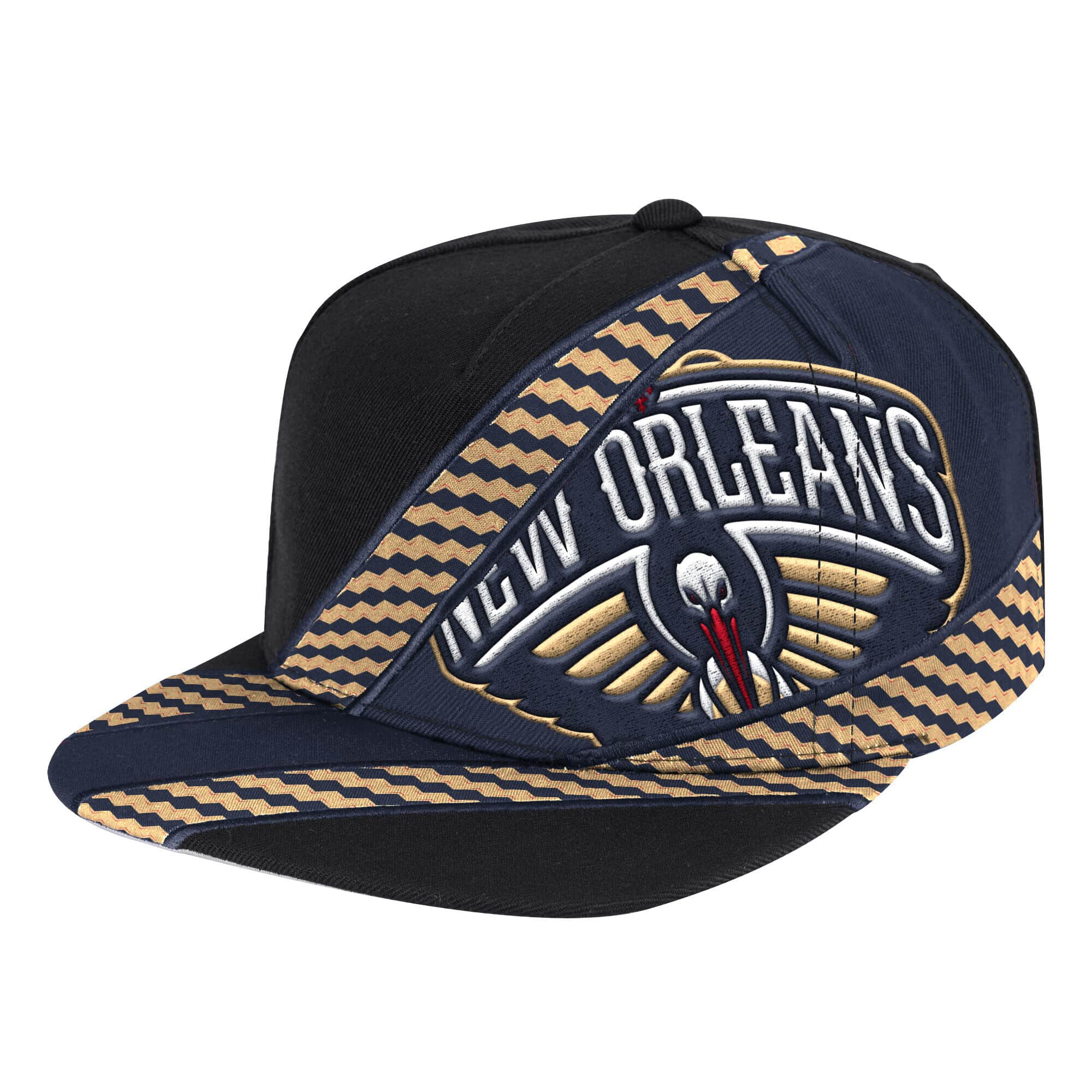 Team DNA Inset Snapback New Orleans Pelicans