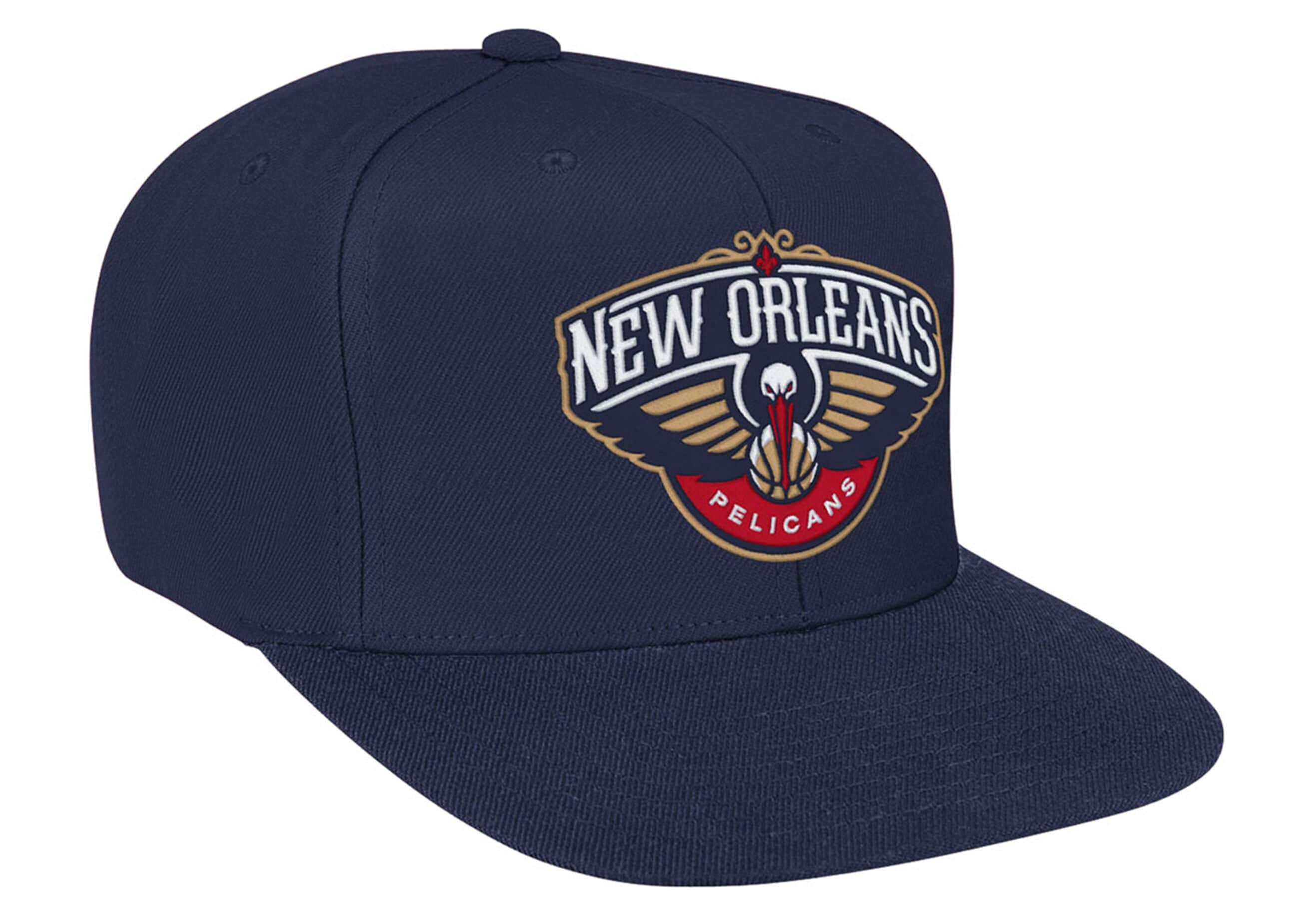 Solid Snapback New Orleans Pelicans