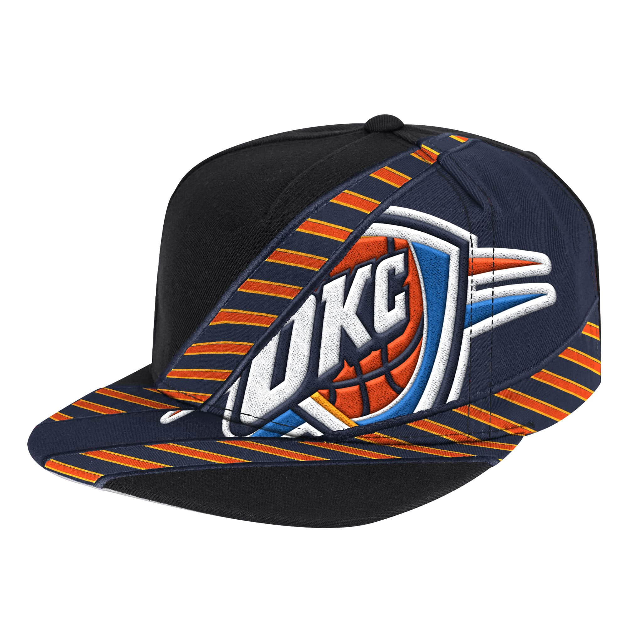 Team DNA Inset Snapback Oklahoma City Thunder