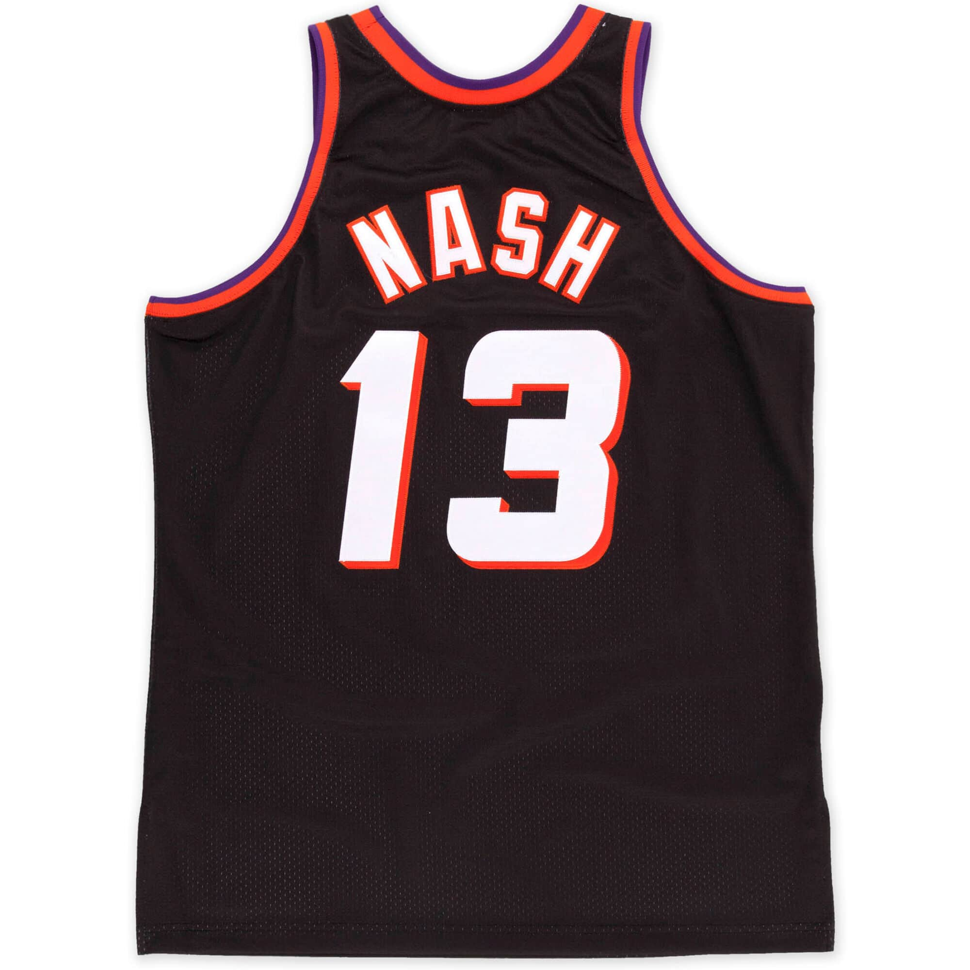 Steve Nash 1996-97 Authentic Jersey Phoenix Suns