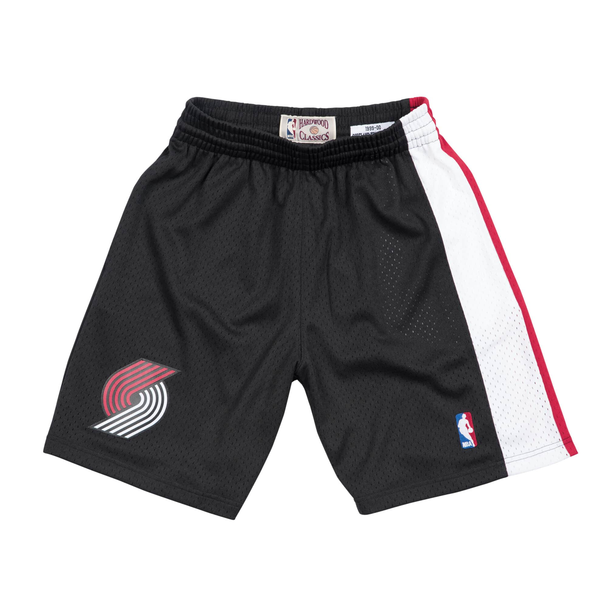 1999-00 Portland Trail Blazers Road Swingman Shorts