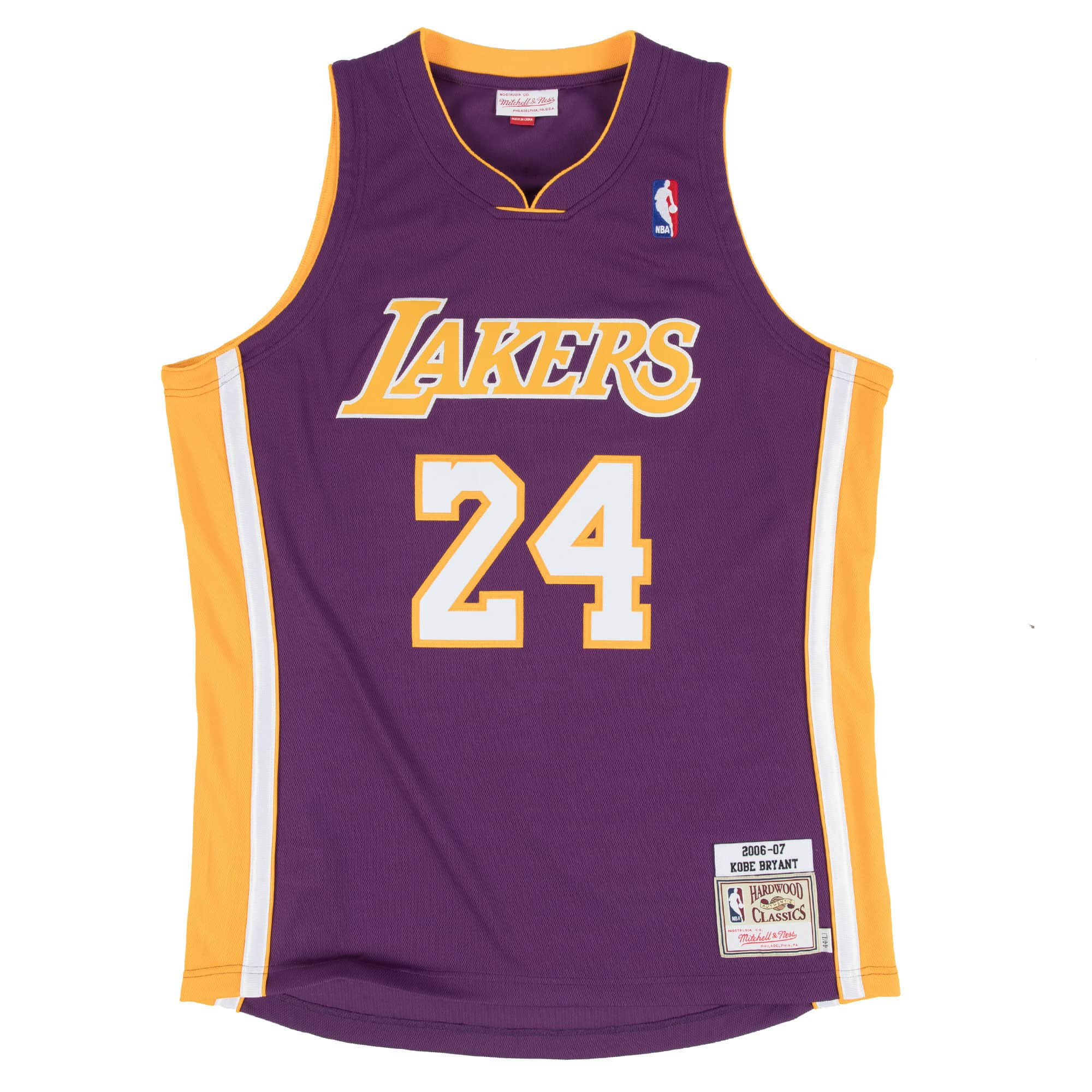 Kobe Bryant Authentic Jersey 2006-07 Los Angeles Lakers