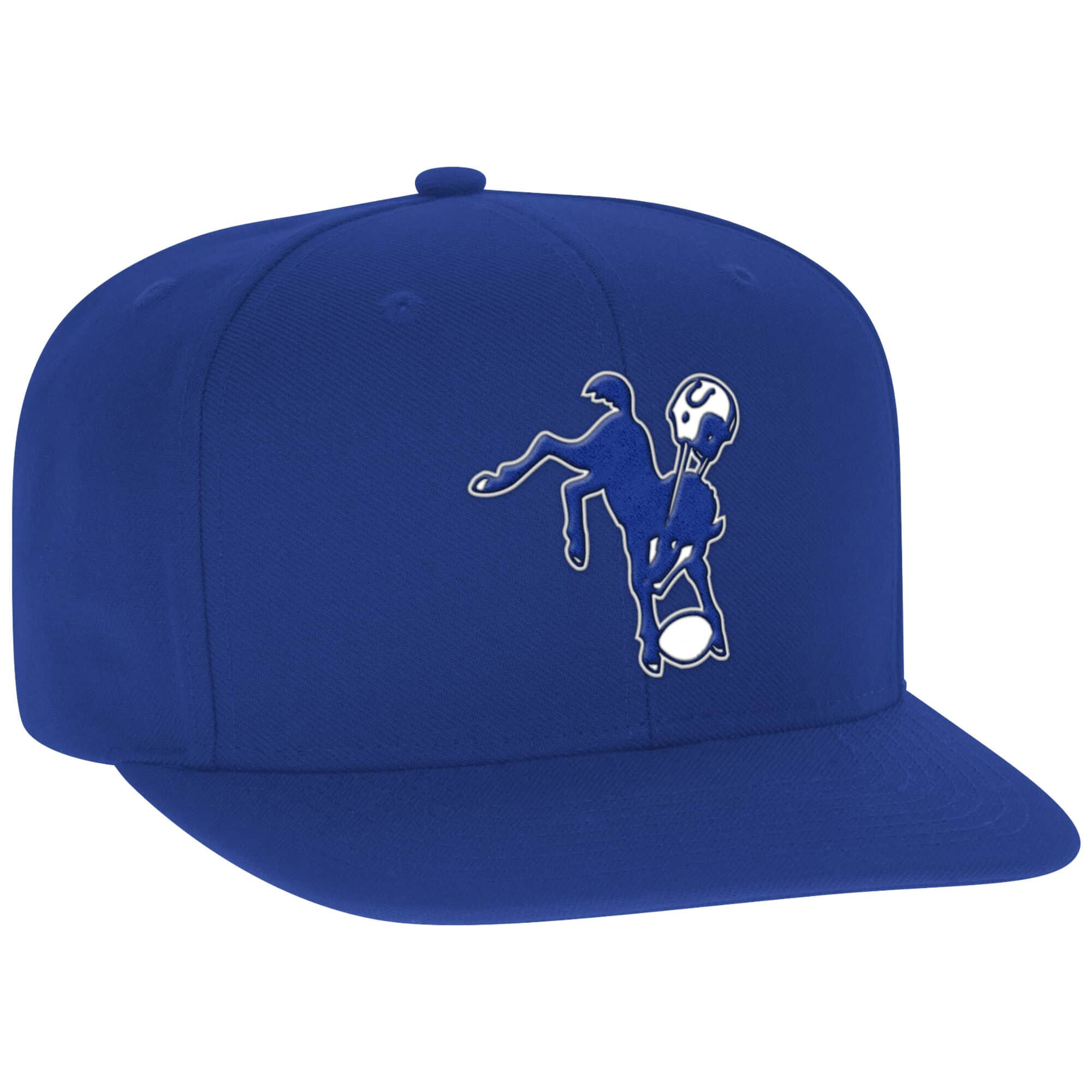 Team Logo Super Bowl Snapback Baltimore Colts