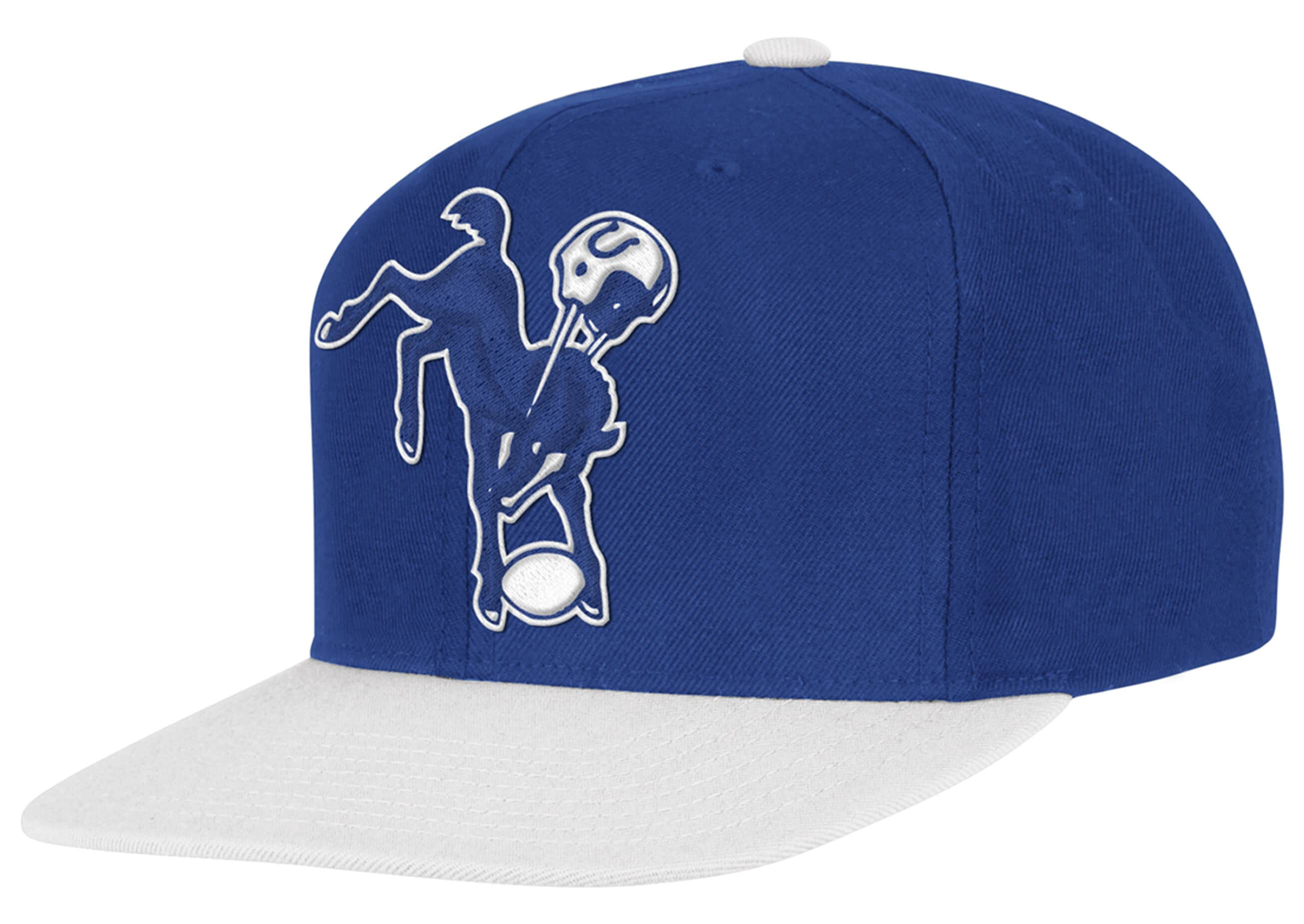 XL Logo Snapback Baltimore Colts