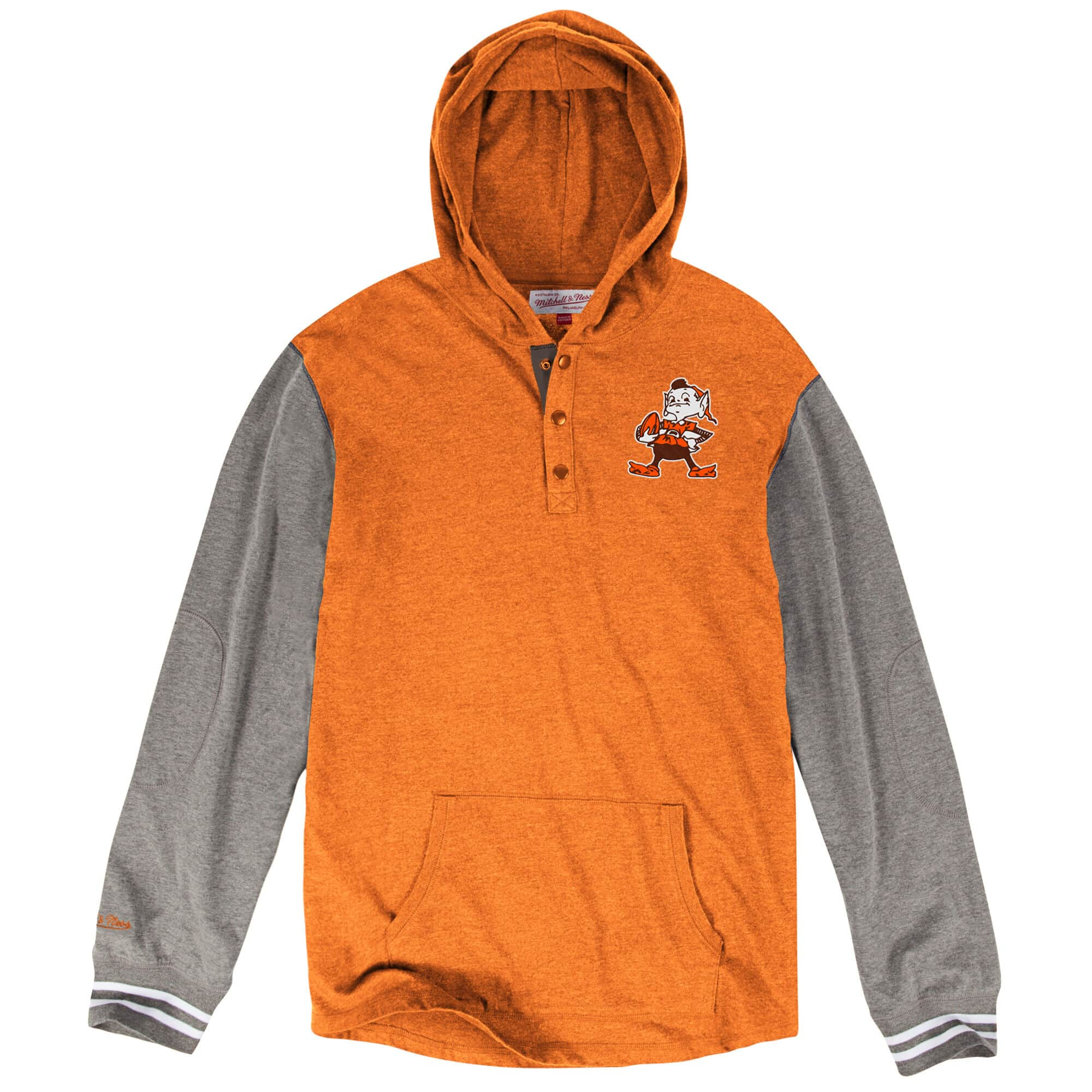 Mid-Season Hooded Longsleeve Cleveland Browns