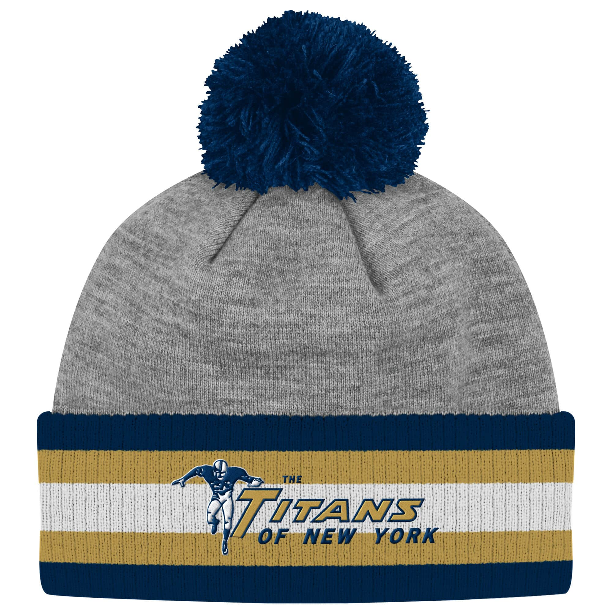 Cuffed Knit New York Titans